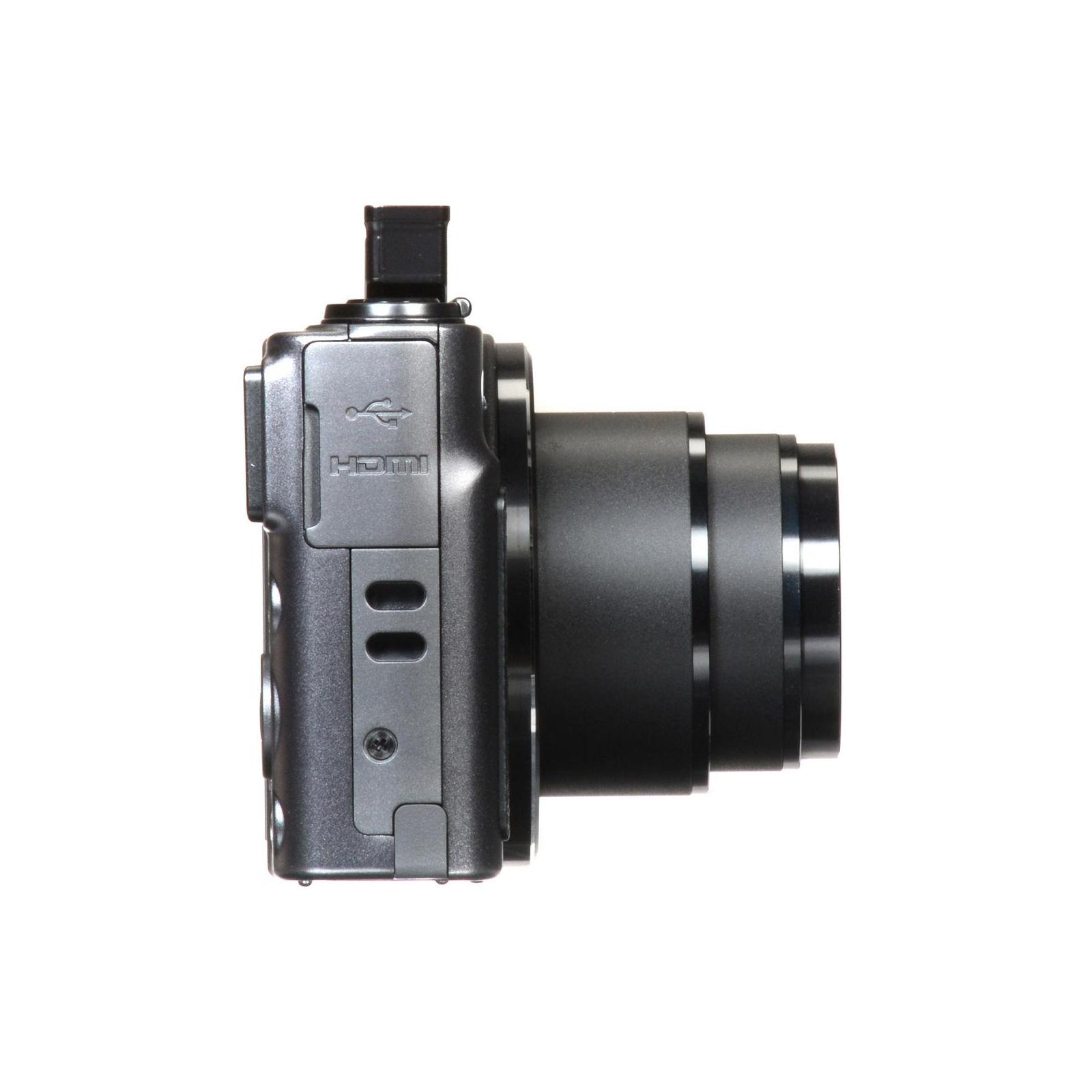 Цифровий фотоапарат Canon Powershot SX620 HS Black (1072C014) зображення 5