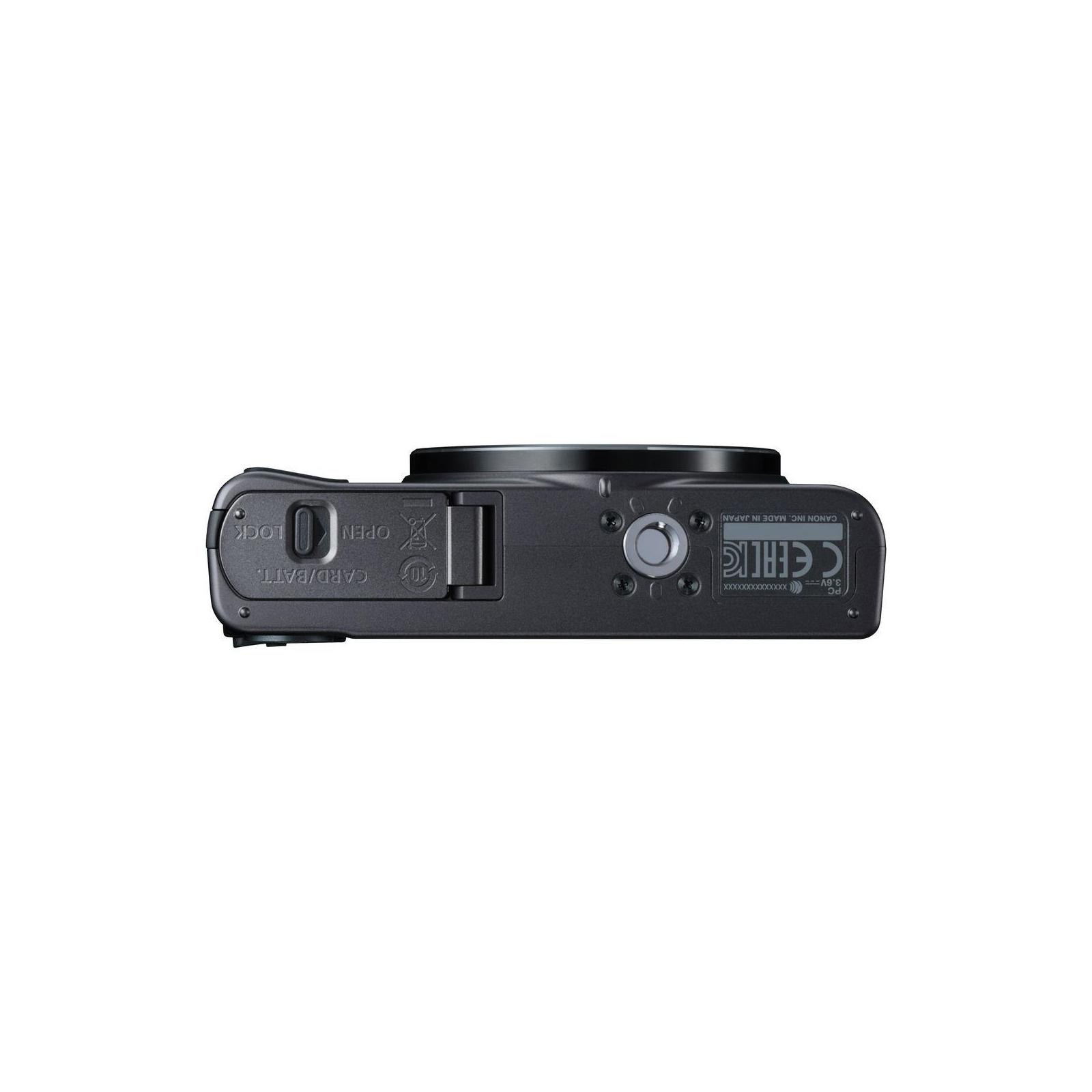 Цифровий фотоапарат Canon Powershot SX620 HS Black (1072C014) зображення 8