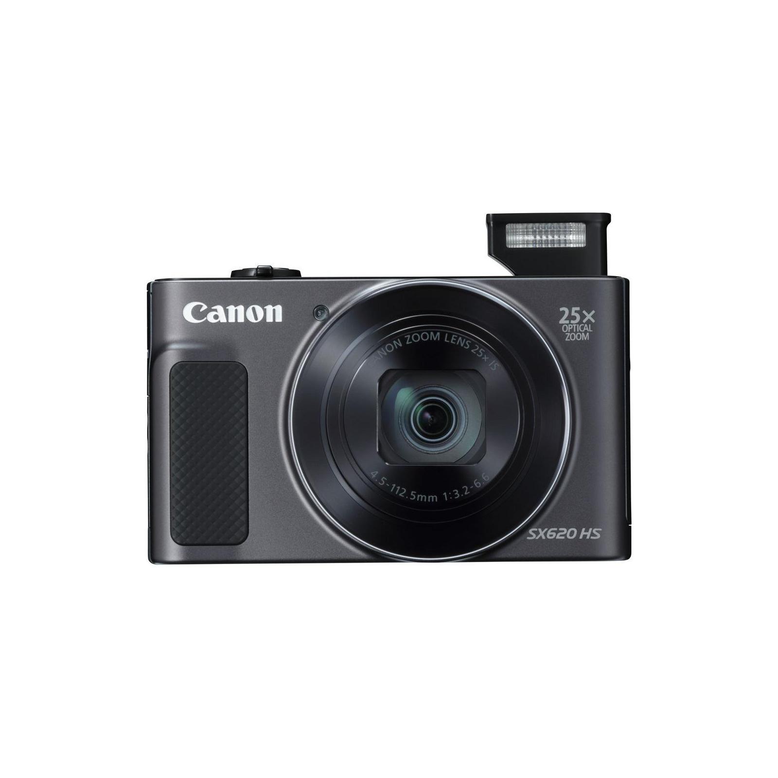 Цифровий фотоапарат Canon Powershot SX620 HS Black (1072C014) зображення 9