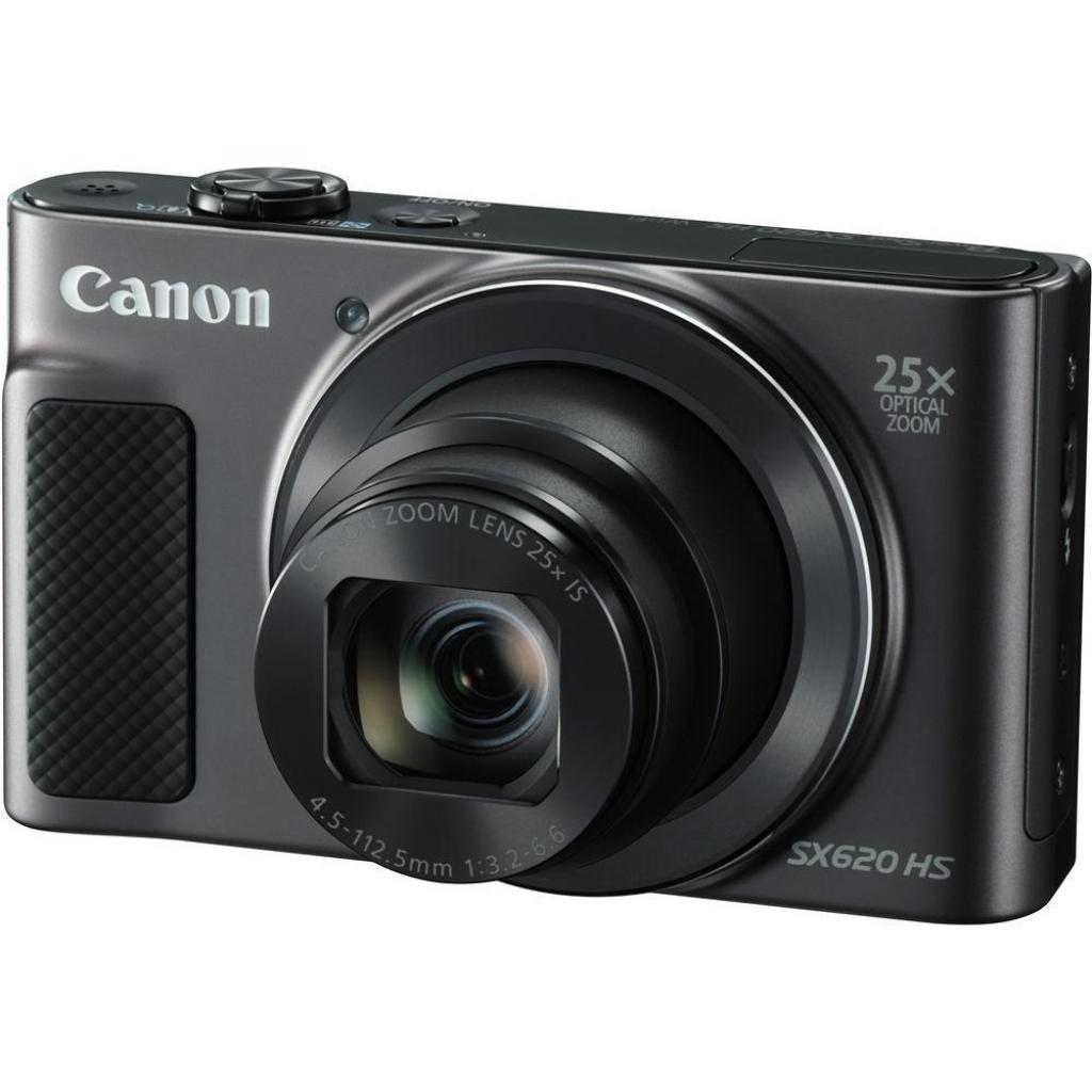 Цифровий фотоапарат Canon Powershot SX620 HS Black (1072C014)
