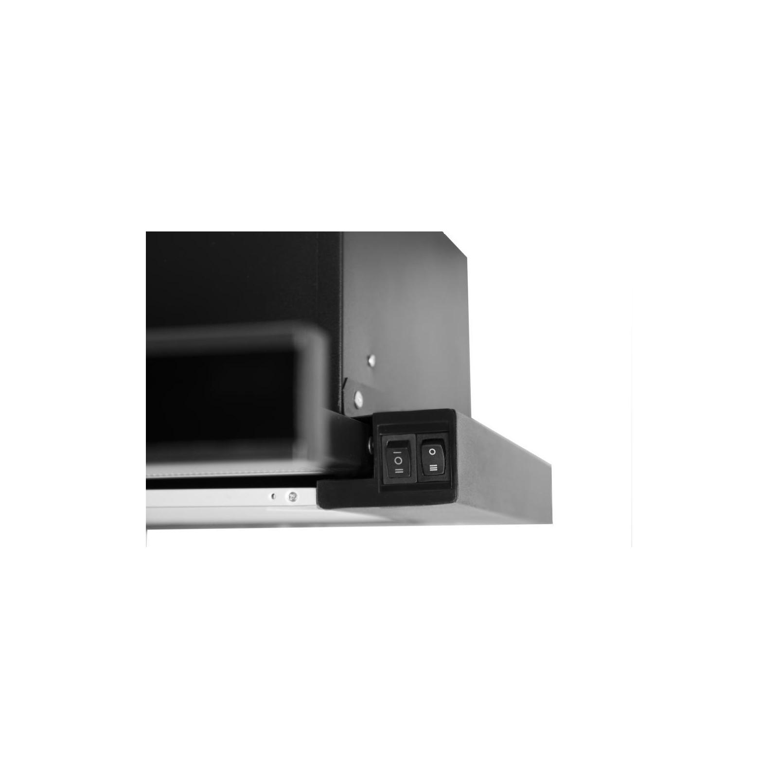 Вытяжка кухонная MINOLA HTL 6160 I/ BL GLASS 630 изображение 4