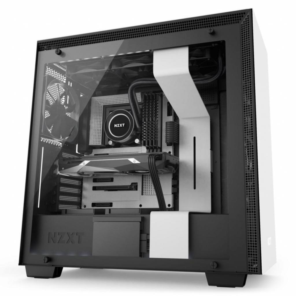 Кулер для процессора NZXT KRAKEN X72 LIQUID COOLER (RL-KRX72-01) изображение 6