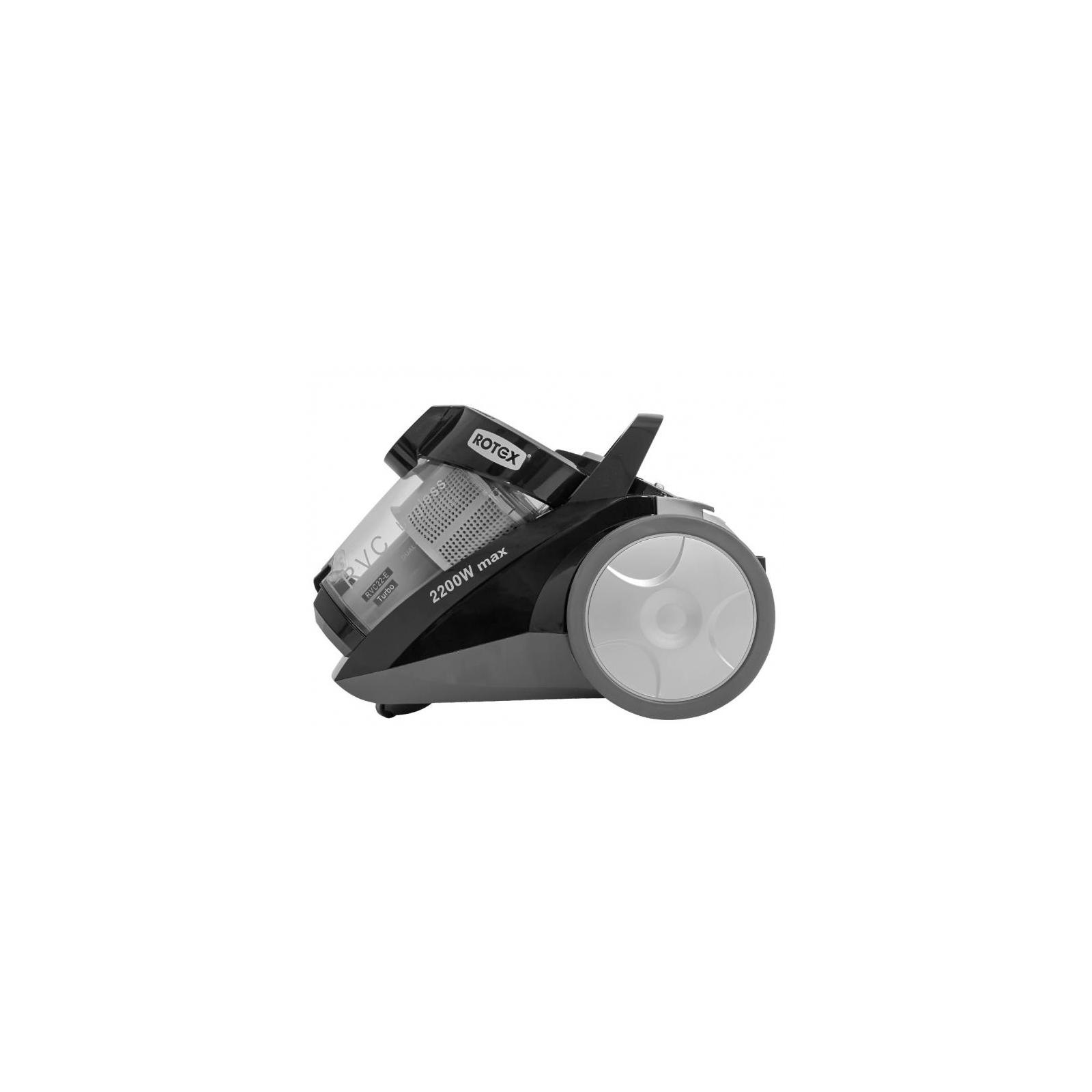 Пылесос Rotex RVC22-E Turbo изображение 2