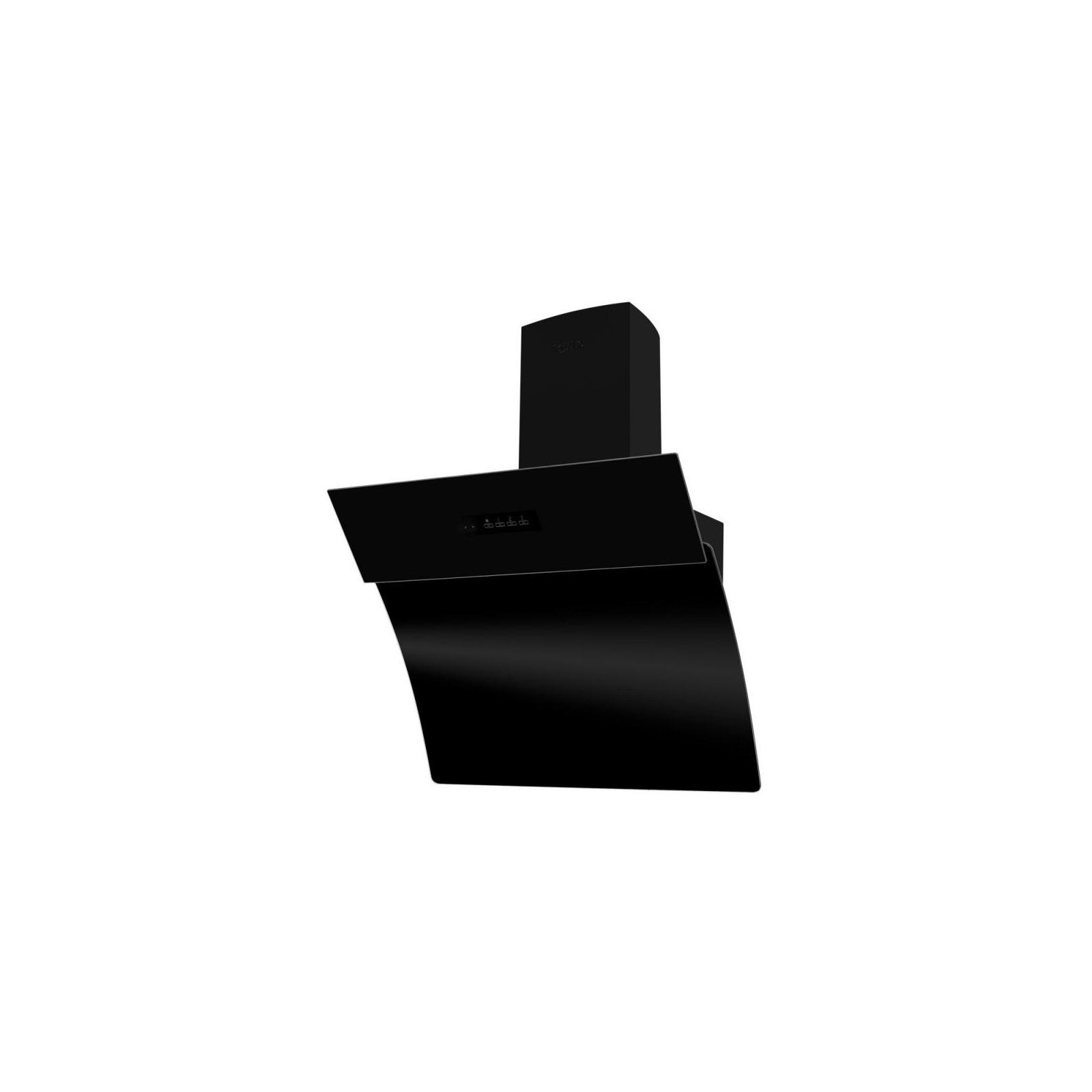 Вытяжка кухонная VENTOLUX FIRENZE 60 BK (1000) TRC IT SD изображение 2