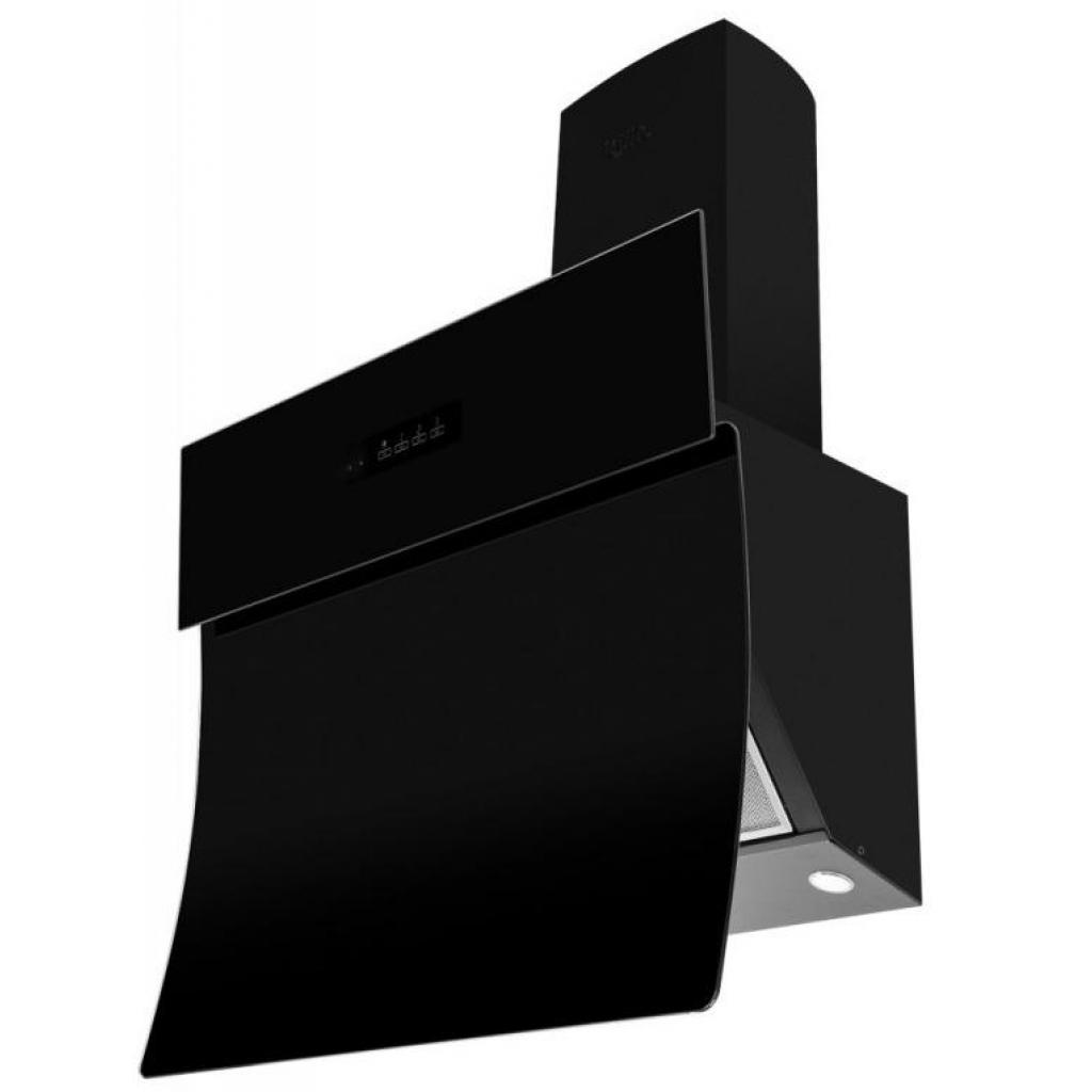 Вытяжка кухонная VENTOLUX FIRENZE 60 BK (1000) TRC IT SD изображение 3