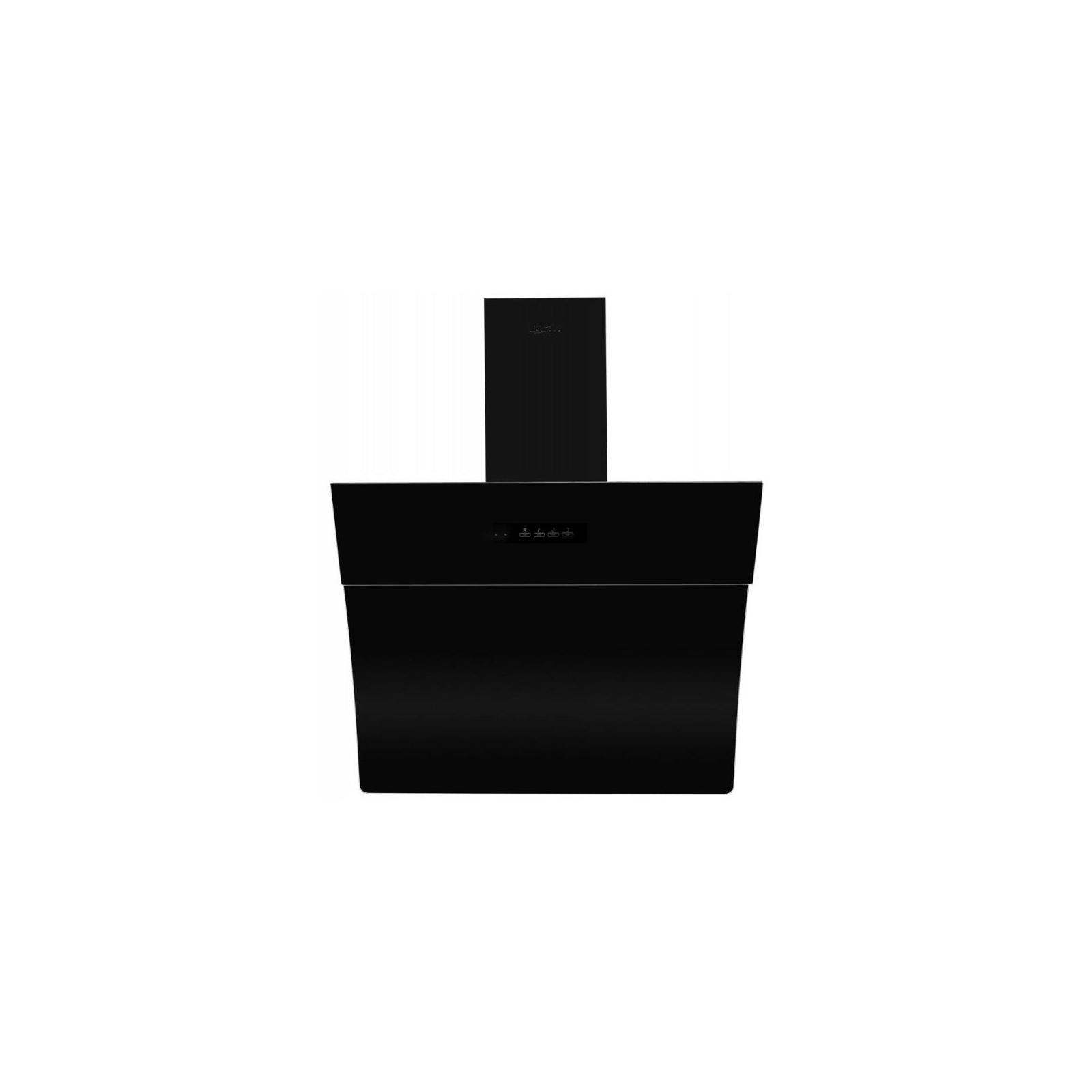 Вытяжка кухонная VENTOLUX FIRENZE 60 BK (1000) TRC IT SD