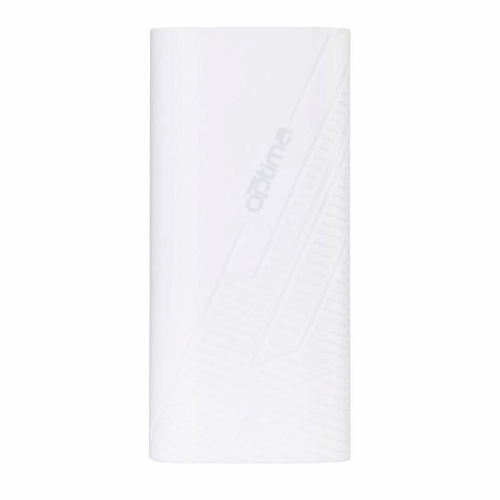 Батарея универсальная Optima OPB-4 4000mAh White (69936) изображение 2