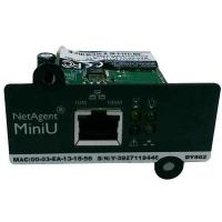 Сетевая карта Powercom SNMP-адаптер NetAgent (DY802) 1-port (DY802)