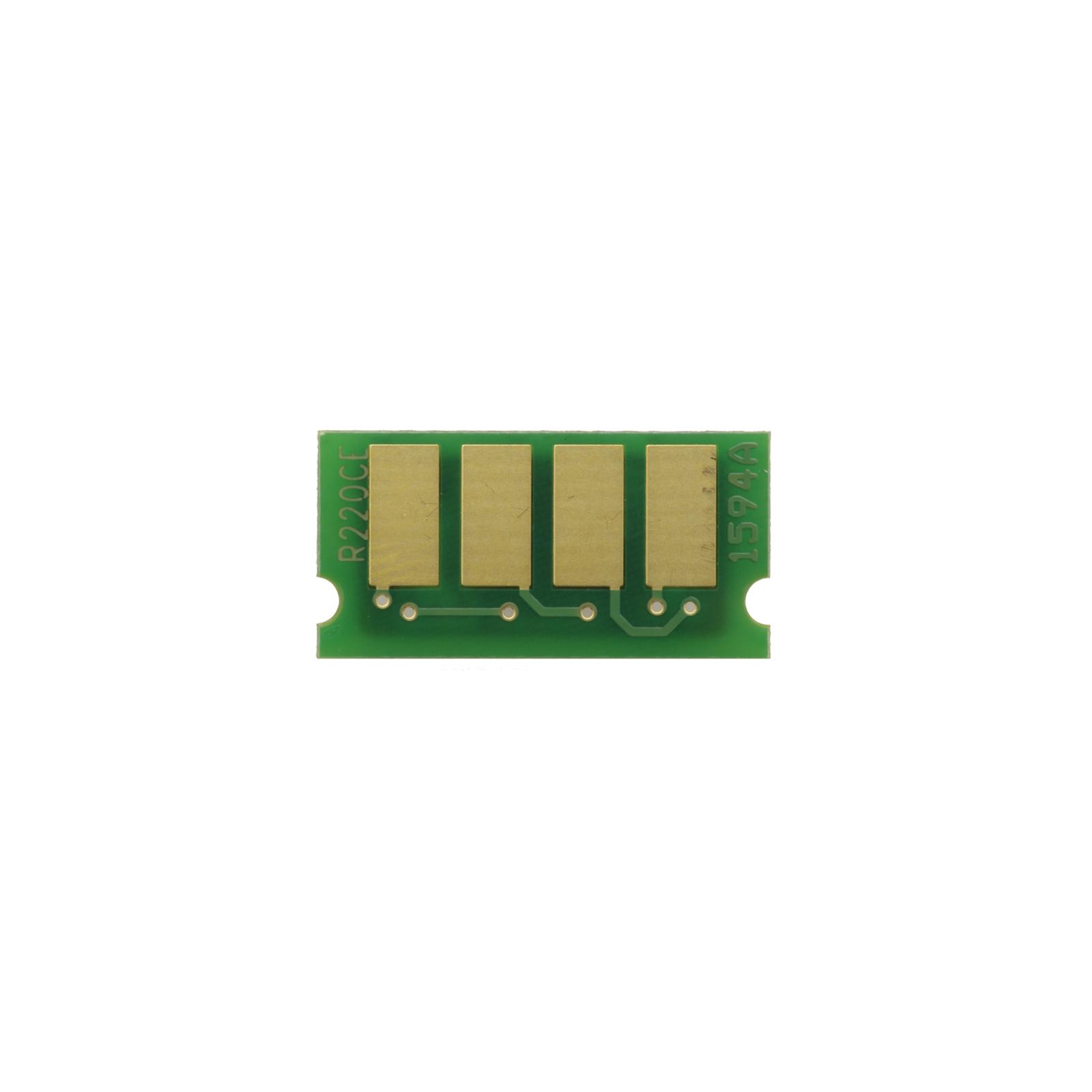 Чип для картриджа Ricoh Aficio SP C220 (406053) 2k cyan Static Control (RC220CP-CEU)