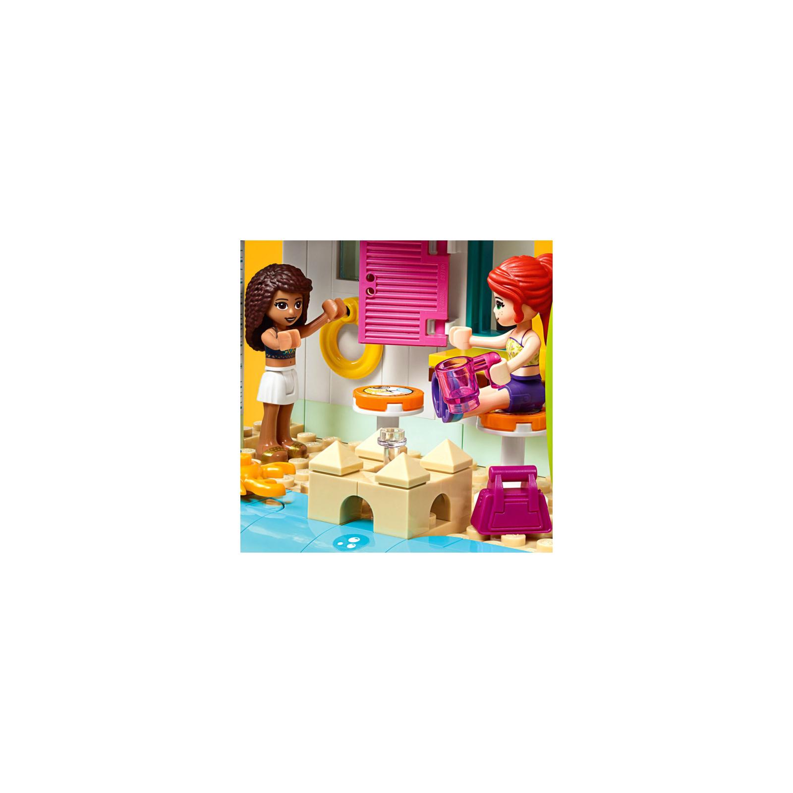 Конструктор LEGO Friends Пляжный домик 444 детали (41428) изображение 10