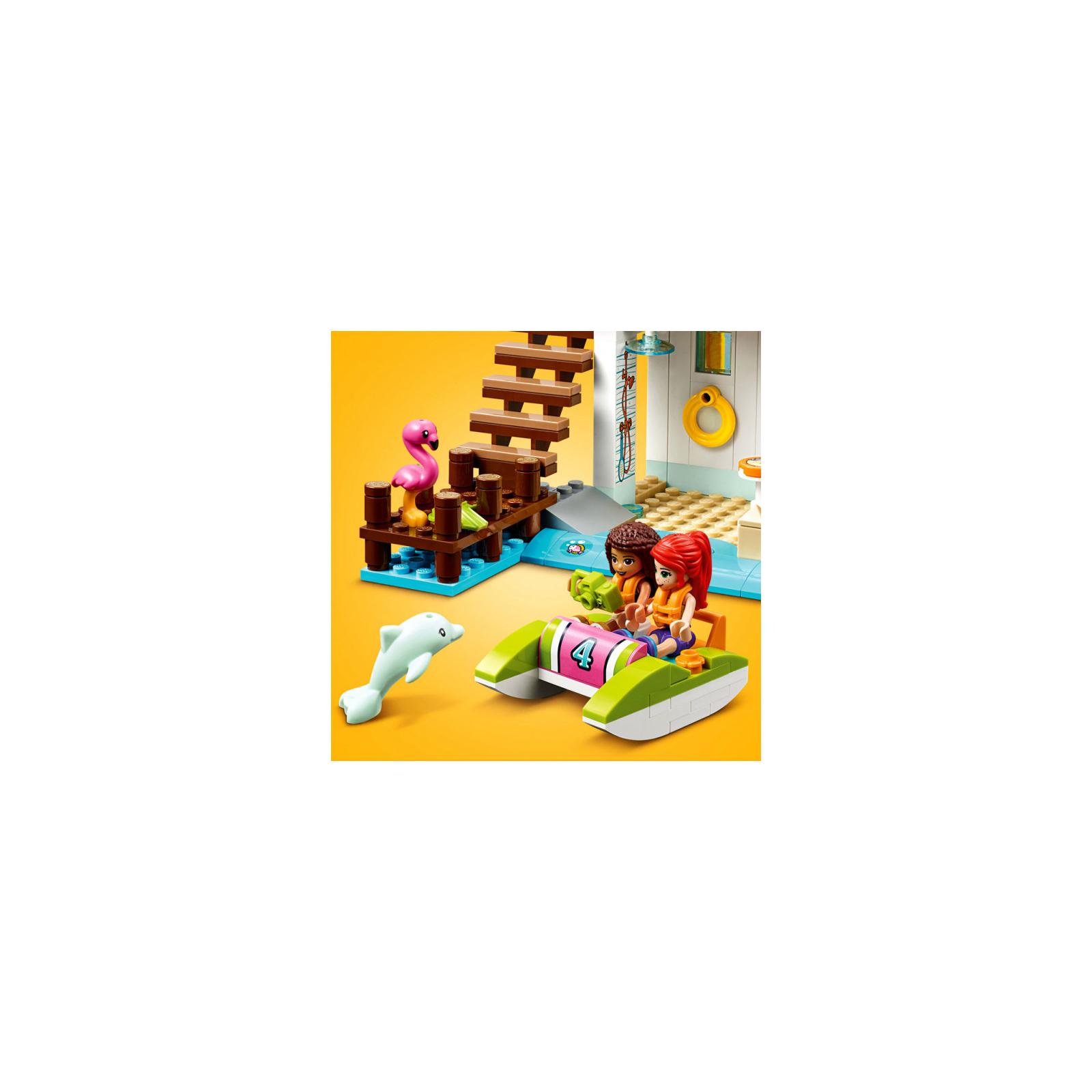 Конструктор LEGO Friends Пляжный домик 444 детали (41428) изображение 11