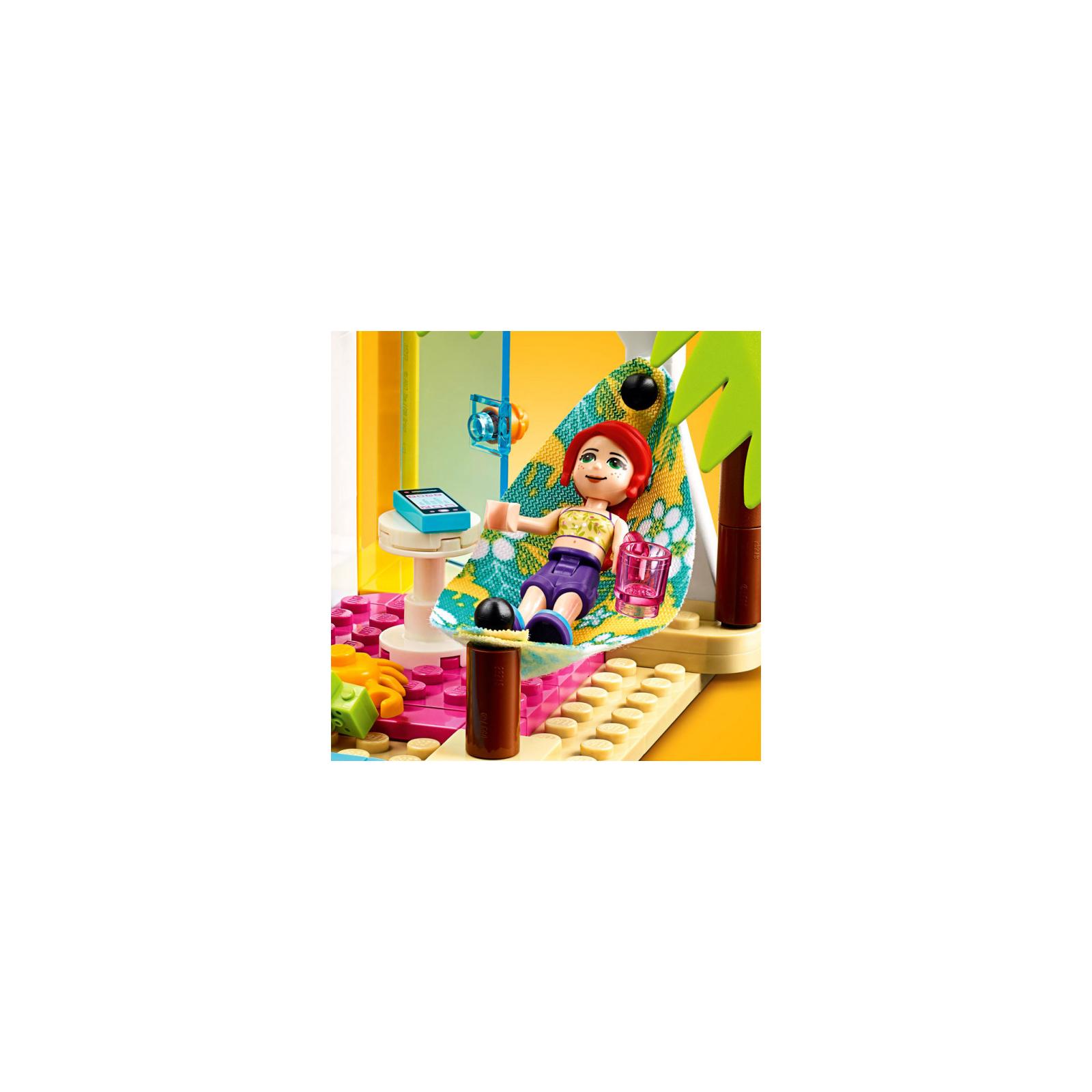 Конструктор LEGO Friends Пляжный домик 444 детали (41428) изображение 12