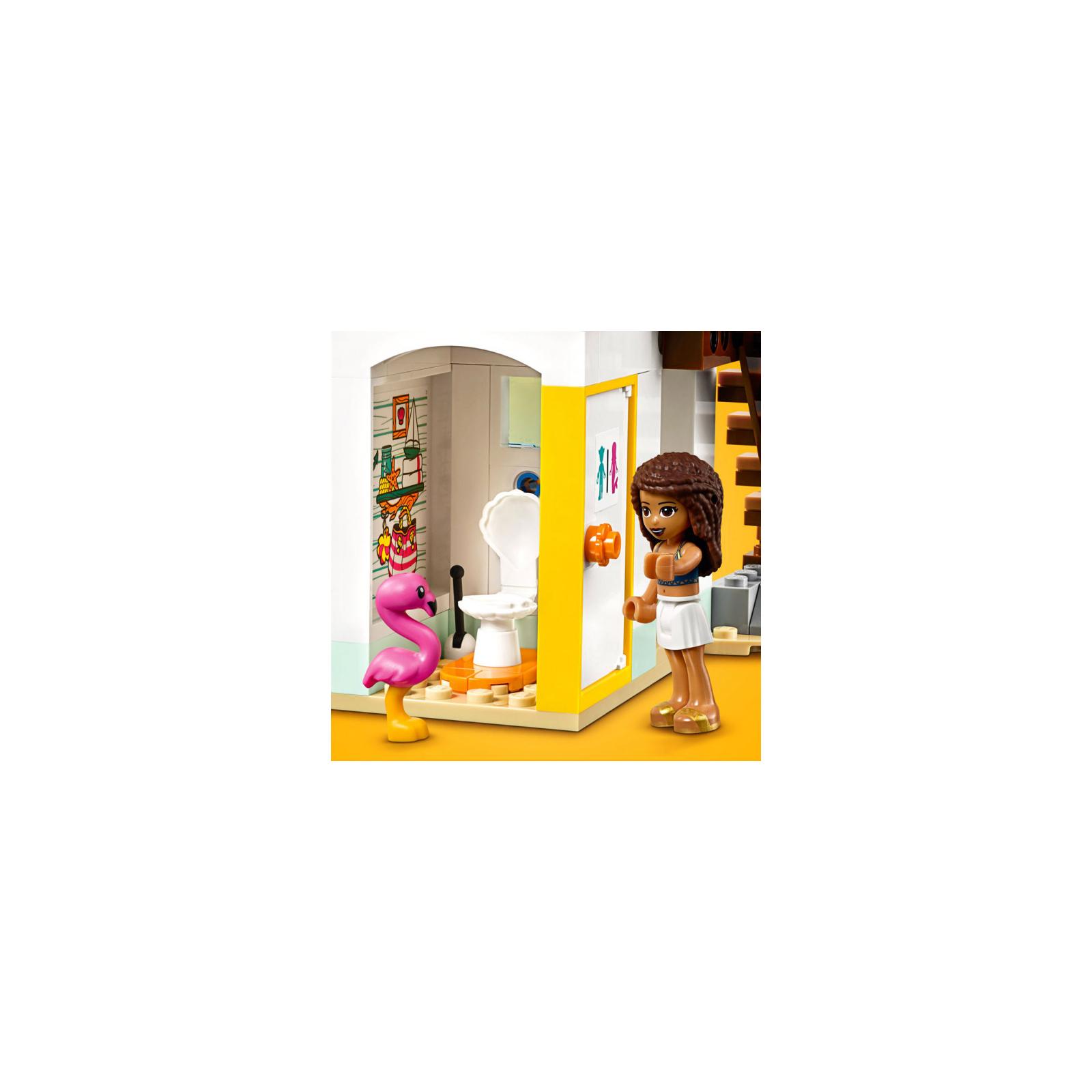Конструктор LEGO Friends Пляжный домик 444 детали (41428) изображение 8