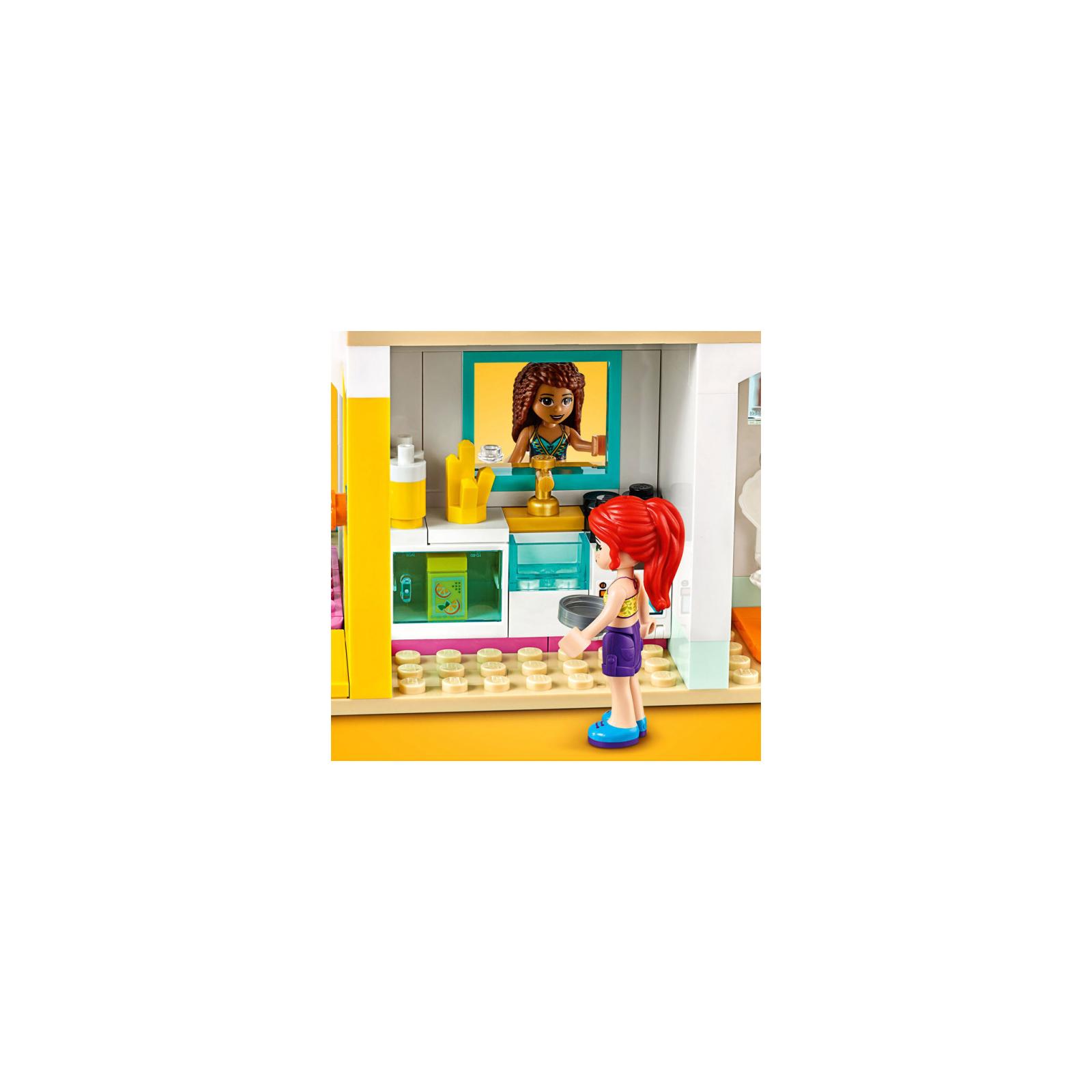 Конструктор LEGO Friends Пляжный домик 444 детали (41428) изображение 9
