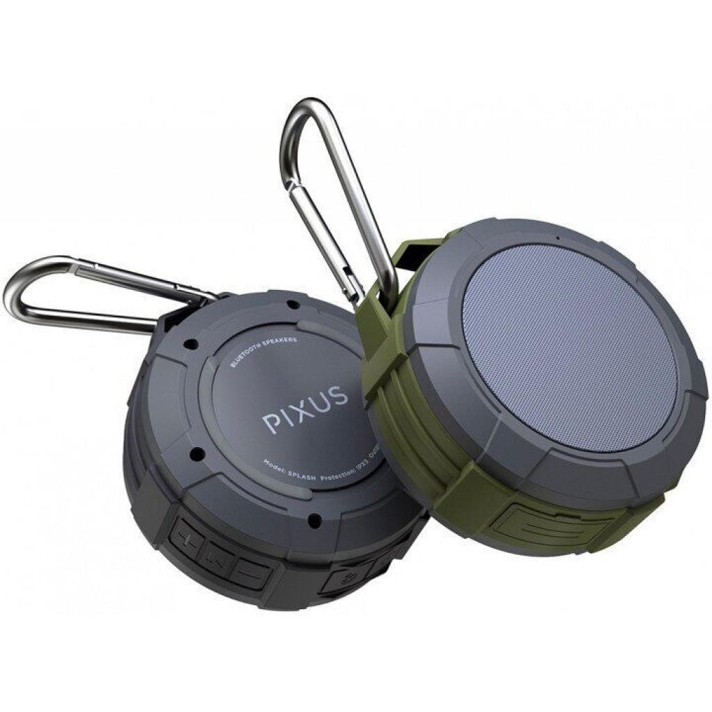 Акустична система Pixus Splash Green зображення 3