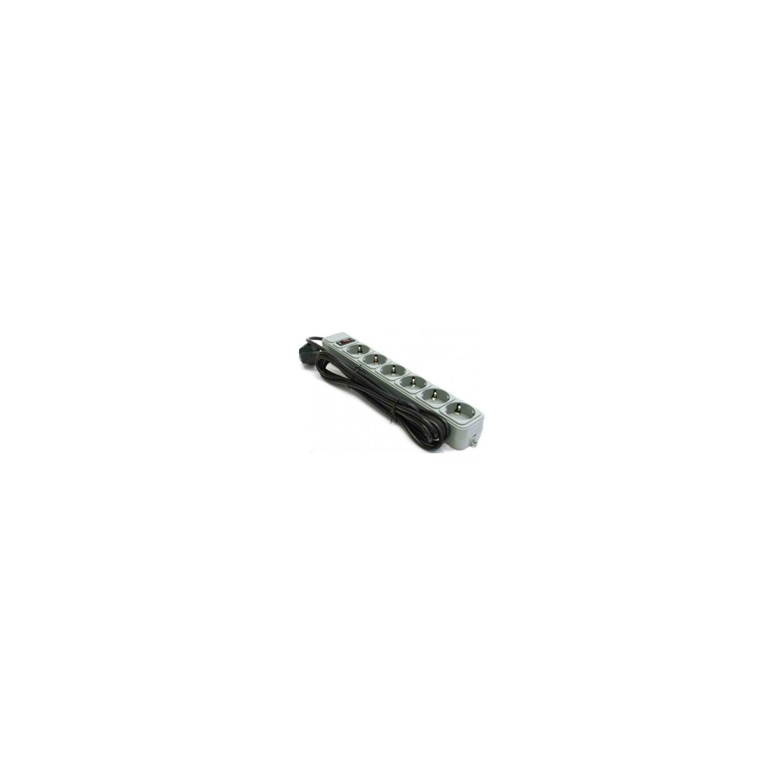 Сетевой фильтр питания SPG6-PC-6 Surgerprotector (SP6-G-6G)