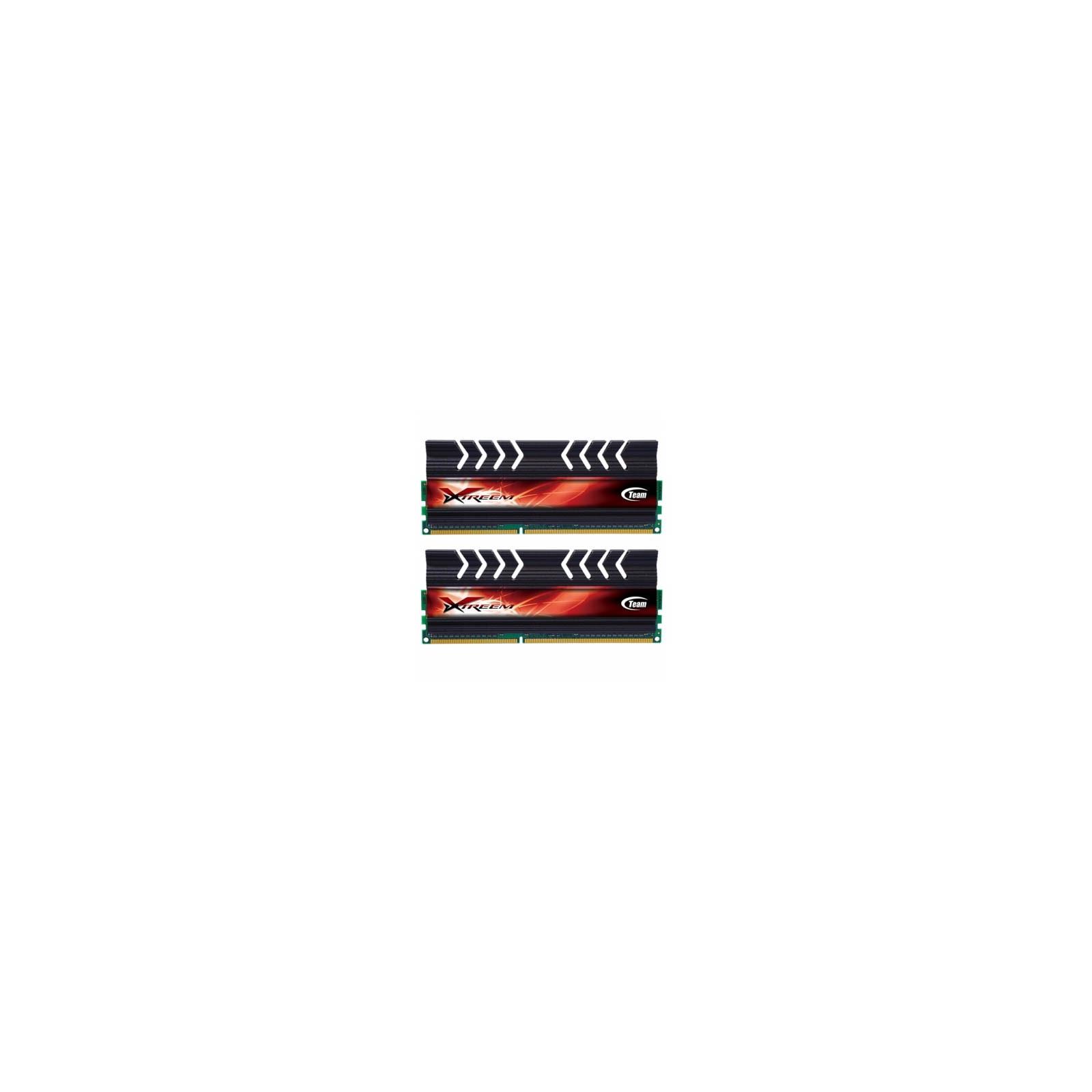 Модуль памяти для компьютера DDR3 8GB (2x4GB) 2600 MHz Team (TXD38192M2600HC10QDC-L)