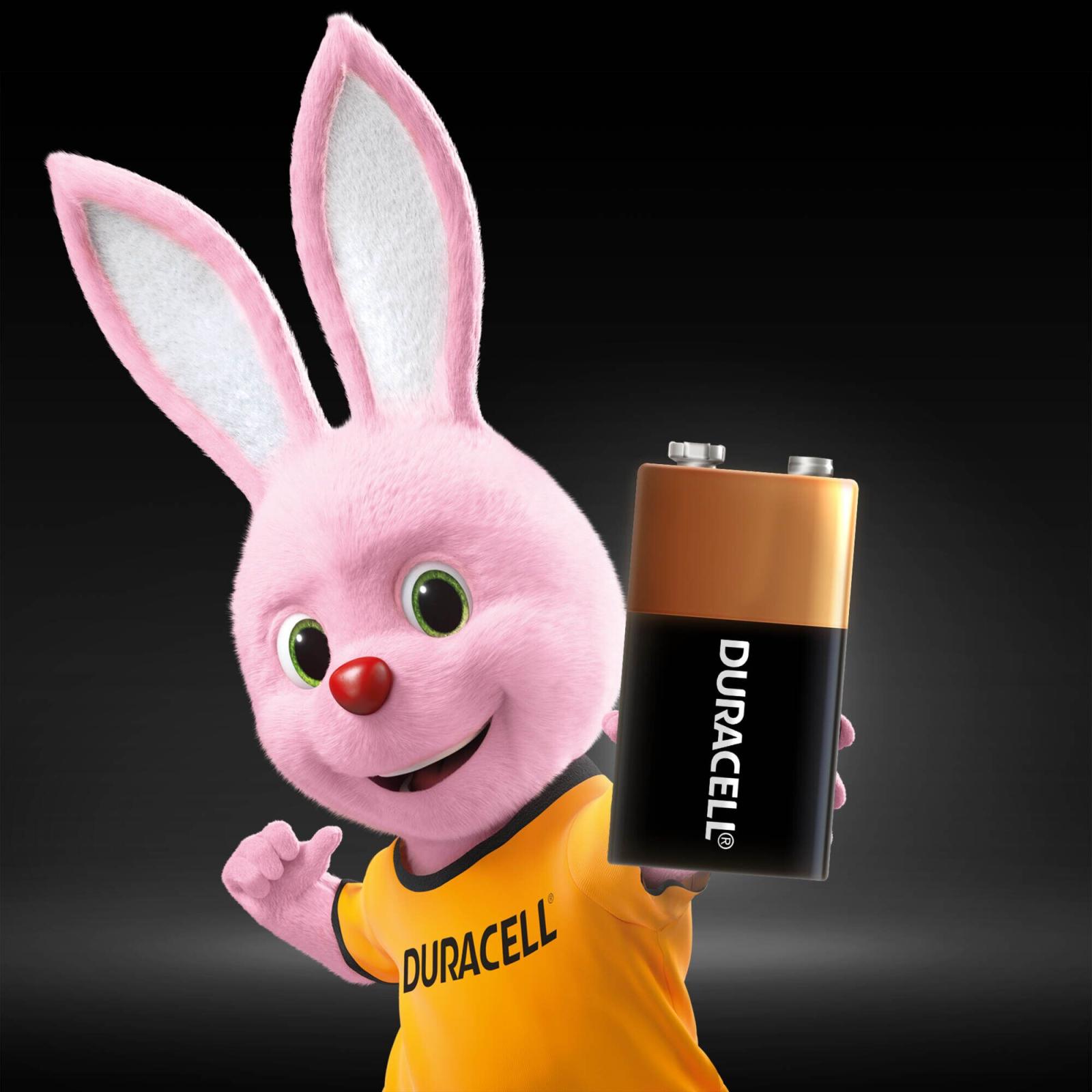Батарейка Крона 9V * 1 Duracell (5000394066267 / 81483681) изображение 3