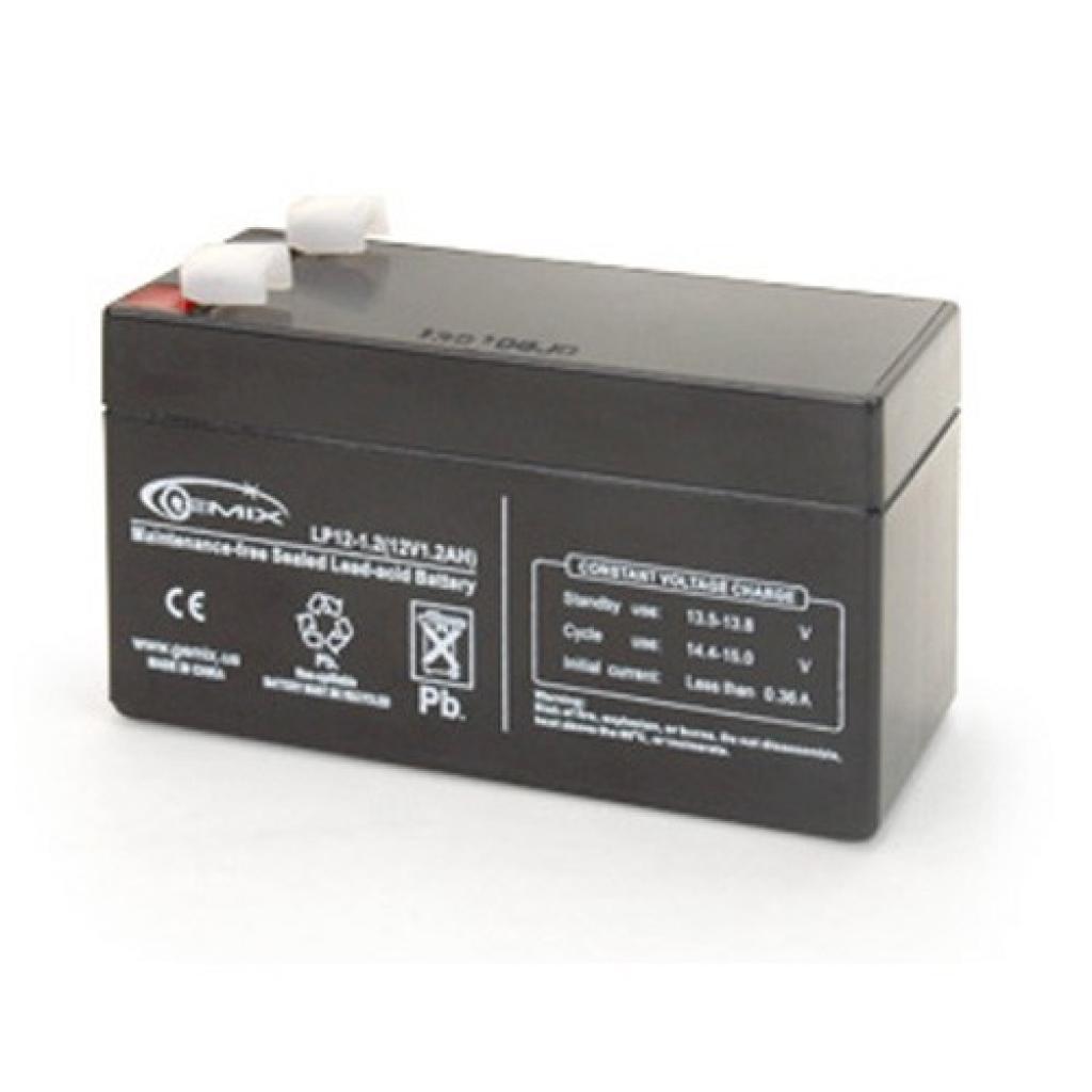 Батарея к ИБП 12В 1.2 Ач GEMIX (LP12-1.2)