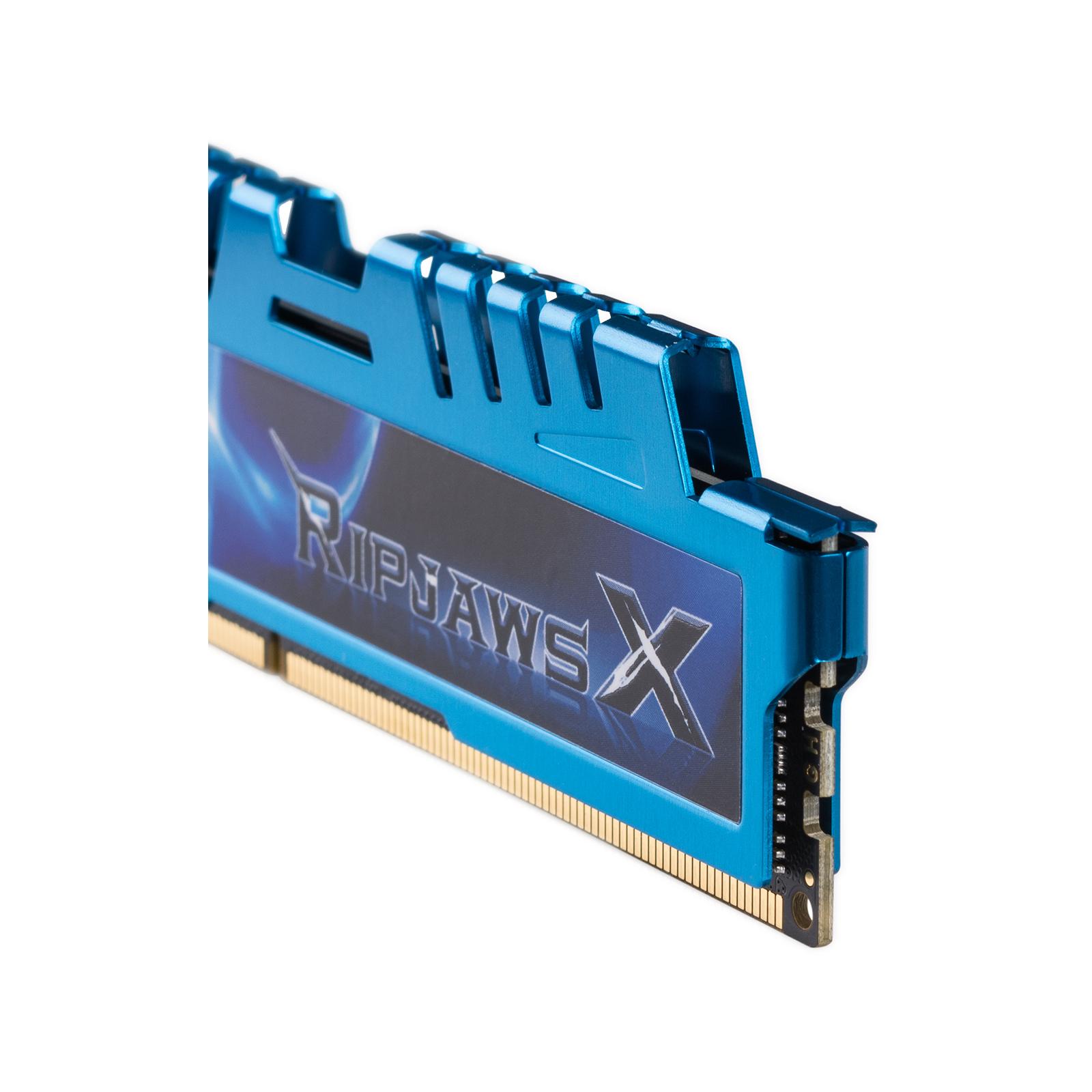 Модуль памяти для компьютера DDR3 16GB (2x8GB) 1600 MHz G.Skill (F3-1600C9D-16GXM) изображение 4