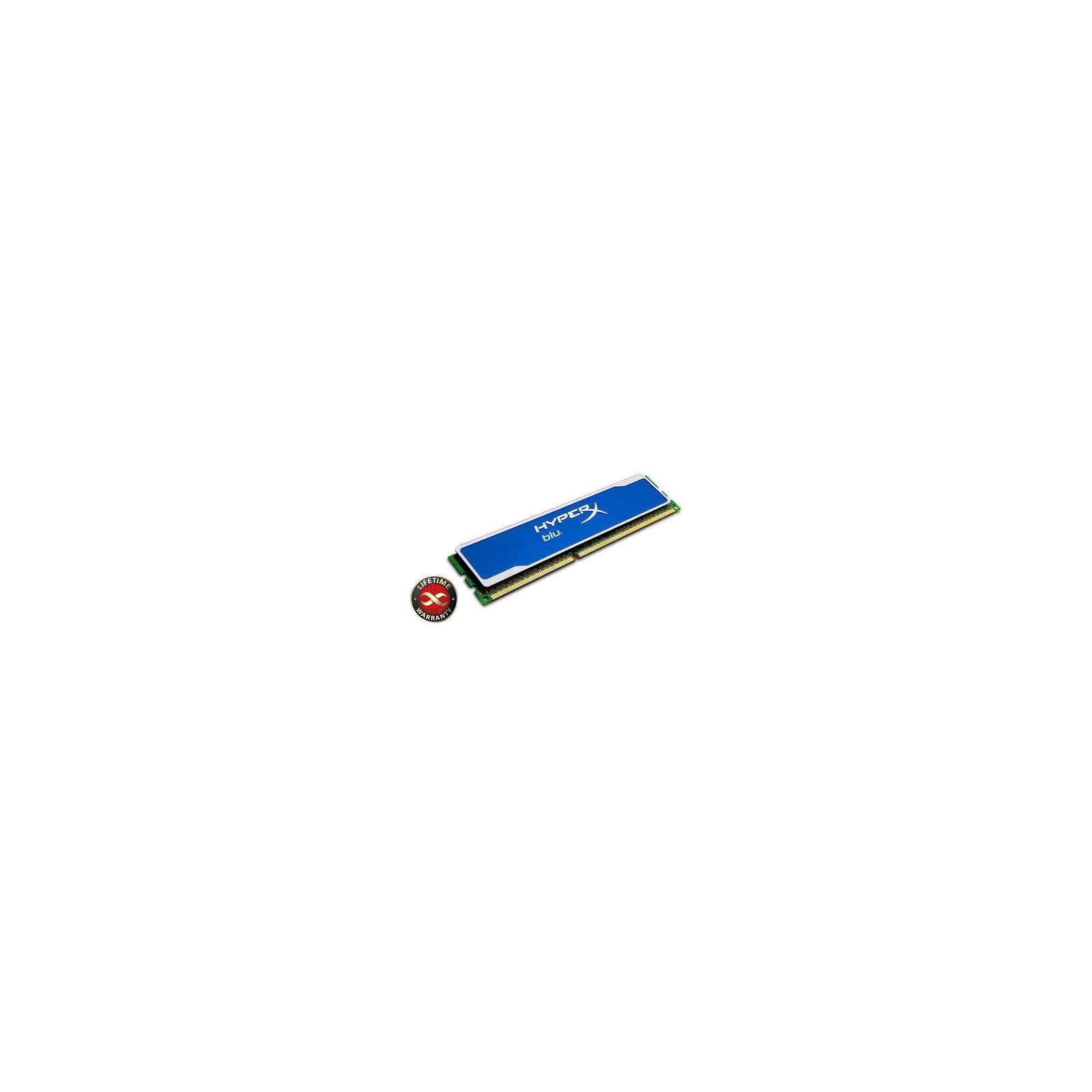 Модуль памяти для компьютера DDR3 8GB 1600 MHz Kingston (KHX1600C10D3B1/8G)