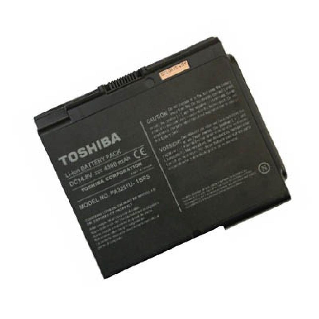 Аккумулятор для ноутбука TOSHIBA PA3251U-1BRS Satellite 1130 (PA3251 BO 43)