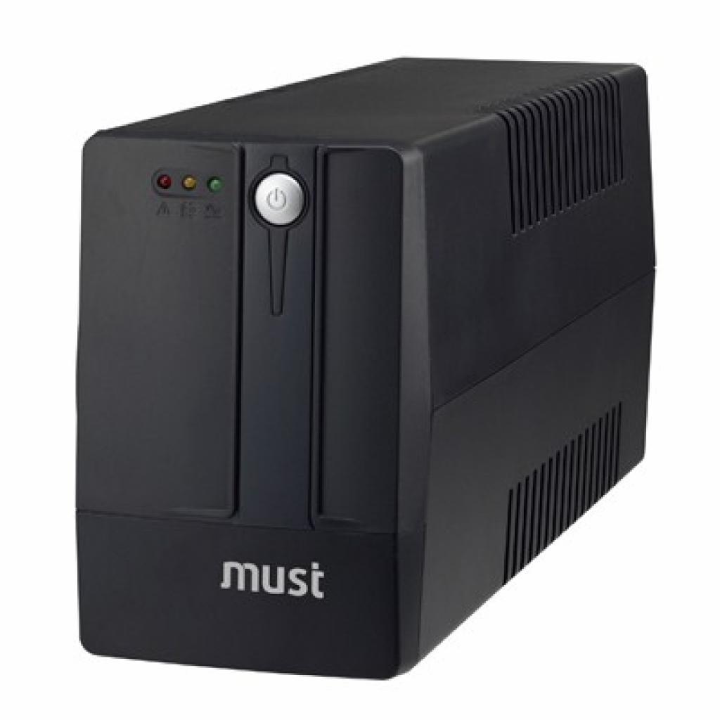 Источник бесперебойного питания Mustek PowerAgent 600