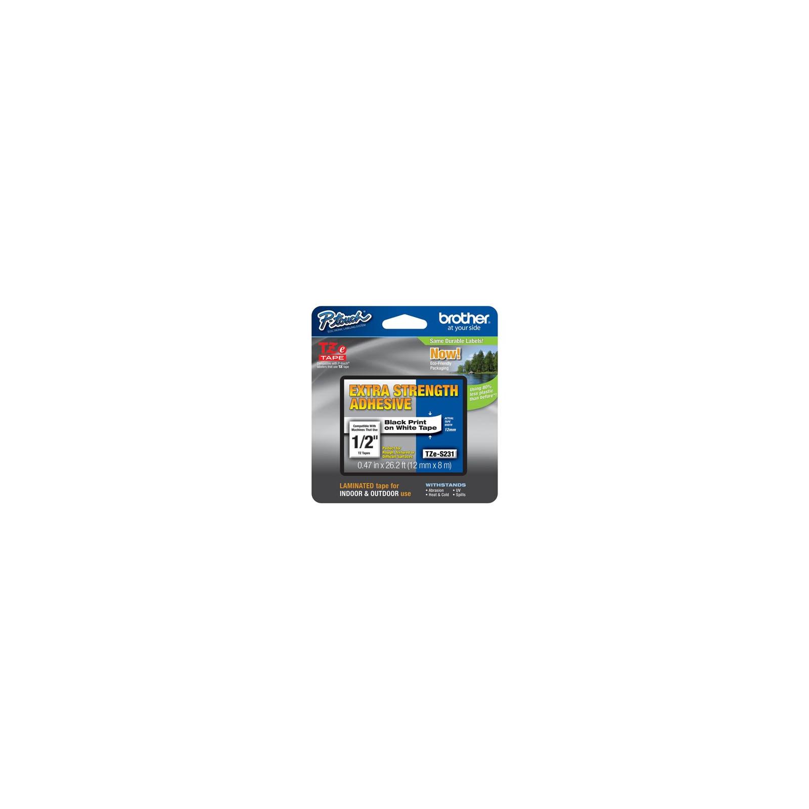 Лента для принтера этикеток Brother TZES231