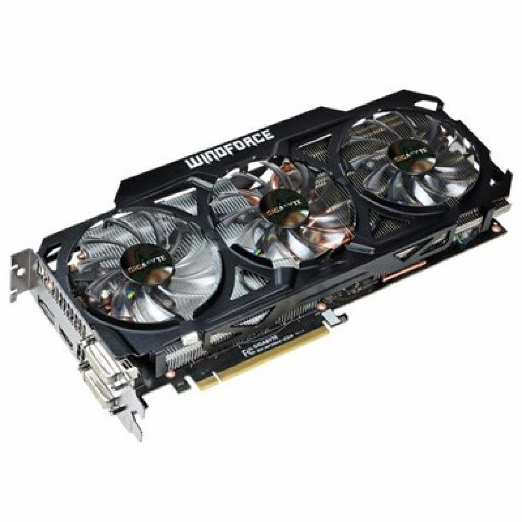 Видеокарта GIGABYTE GeForce GTX770 2048Mb OverClock (GV-N770OC-2GD)