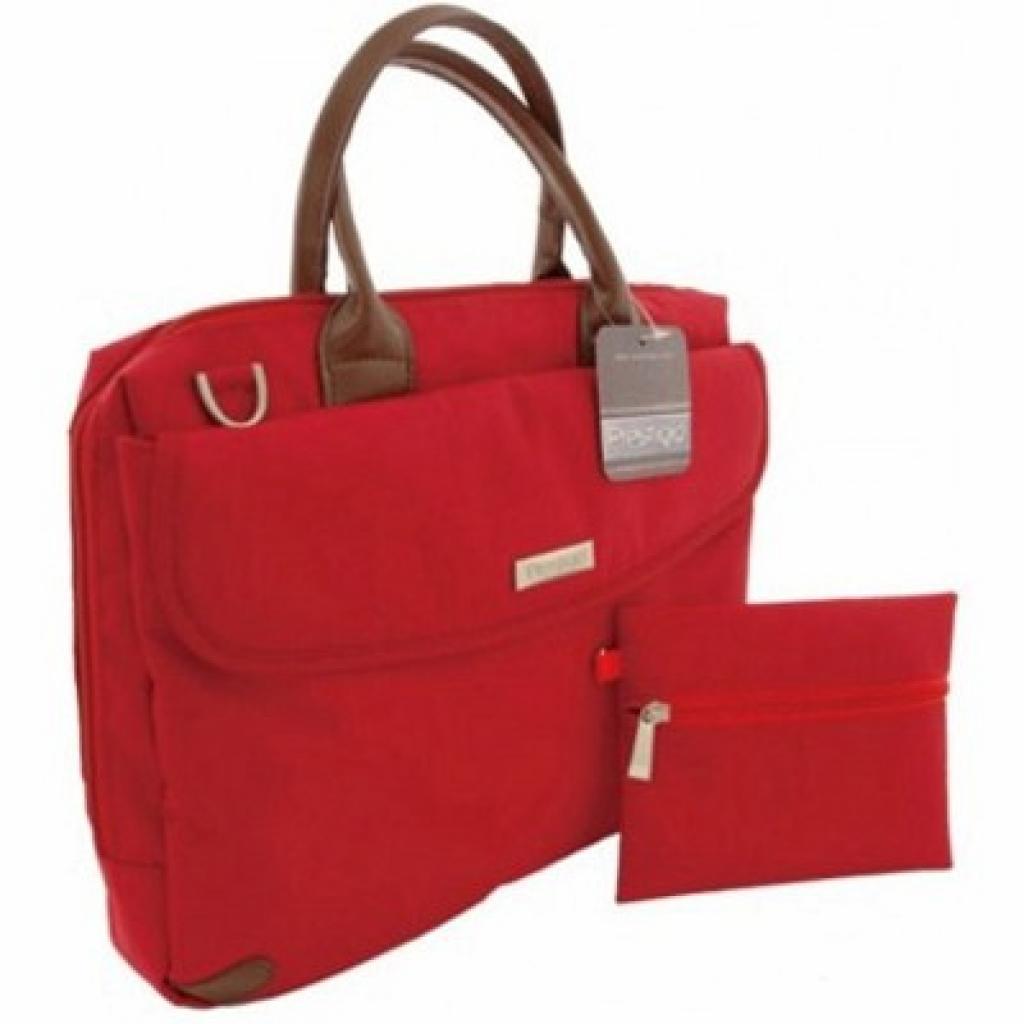 Сумка для ноутбука PRESTIGIO 16 Lady Bag (PBAG303H16RD/PBAG303RD16)