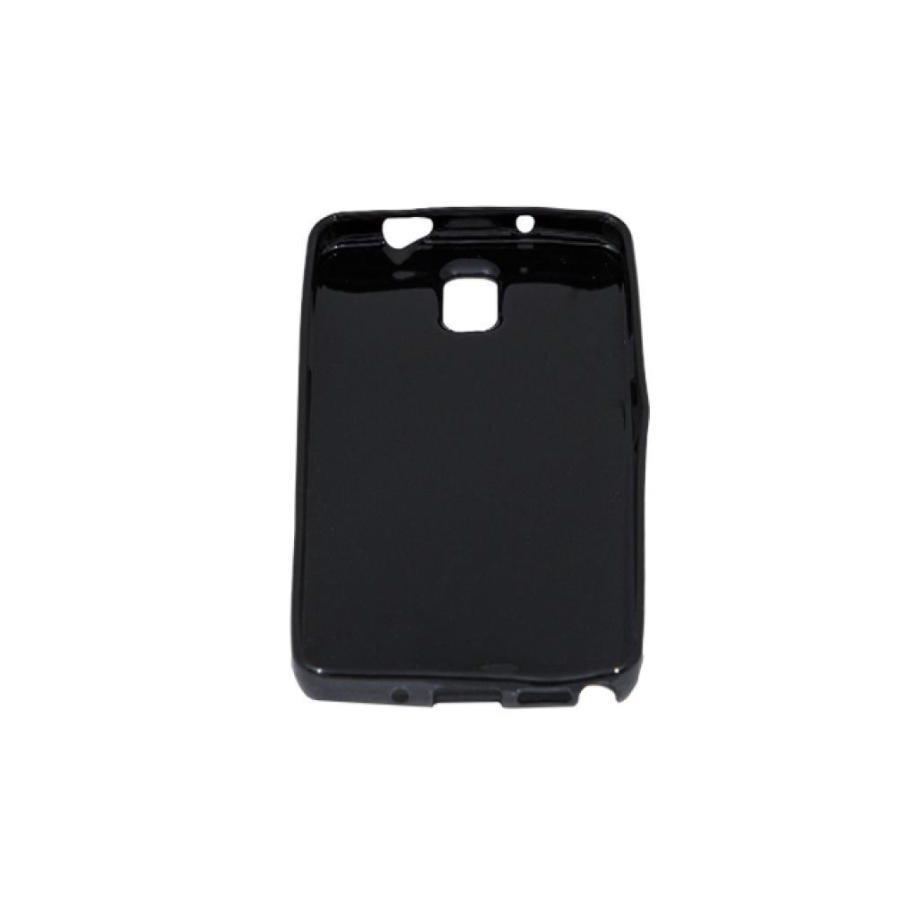 Чехол для моб. телефона Drobak для Samsung N9000 Galaxy Note3/Elastic PU/Black (216028) изображение 2