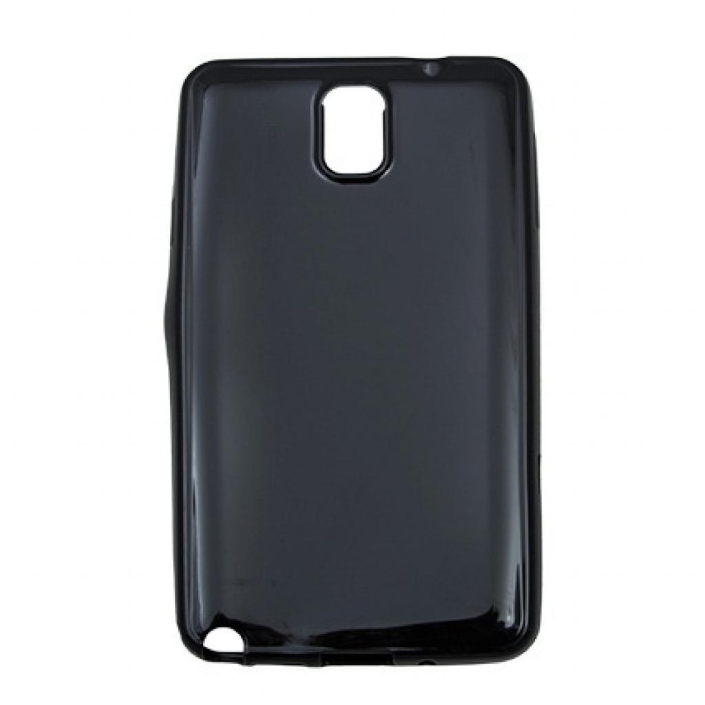 Чехол для моб. телефона Drobak для Samsung N9000 Galaxy Note3/Elastic PU/Black (216028)