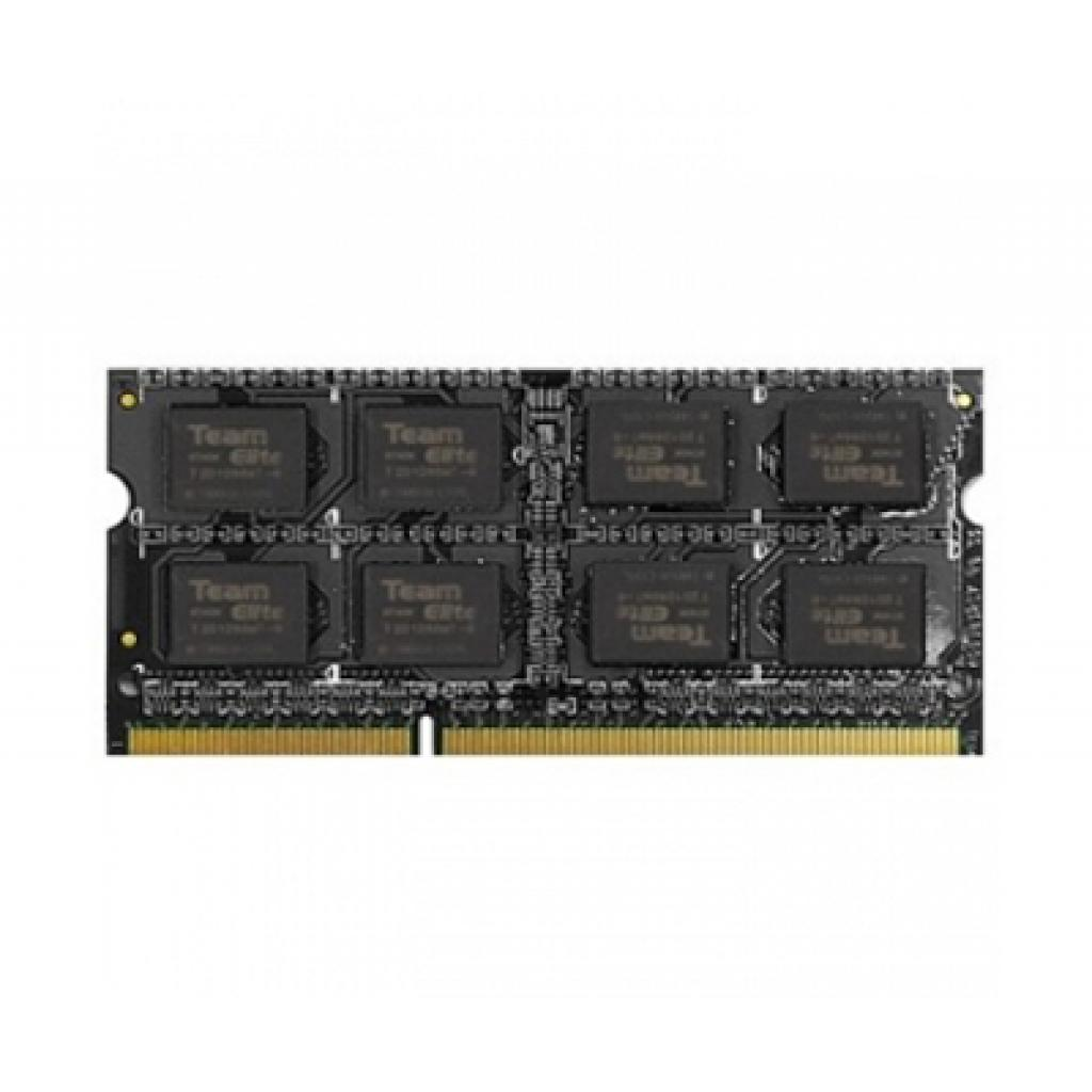 Модуль памяти для компьютера DDR2 2GB 800 MHz Team (TED22G800C5-SBK) изображение 2