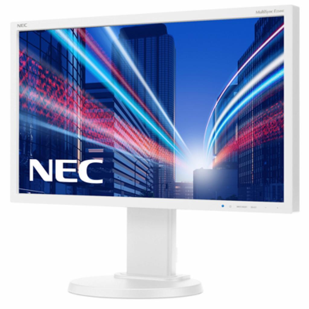 Монитор NEC E224Wi white изображение 2