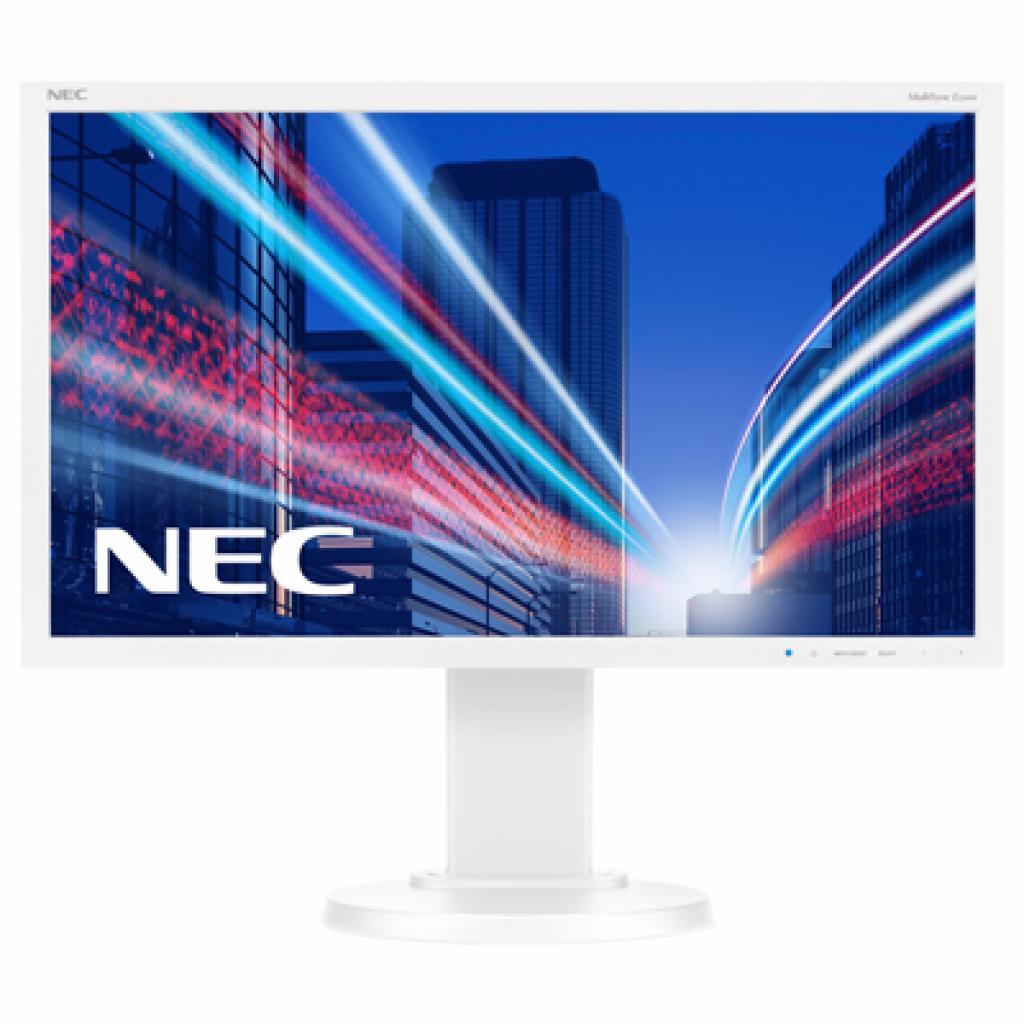 Монитор NEC E224Wi white