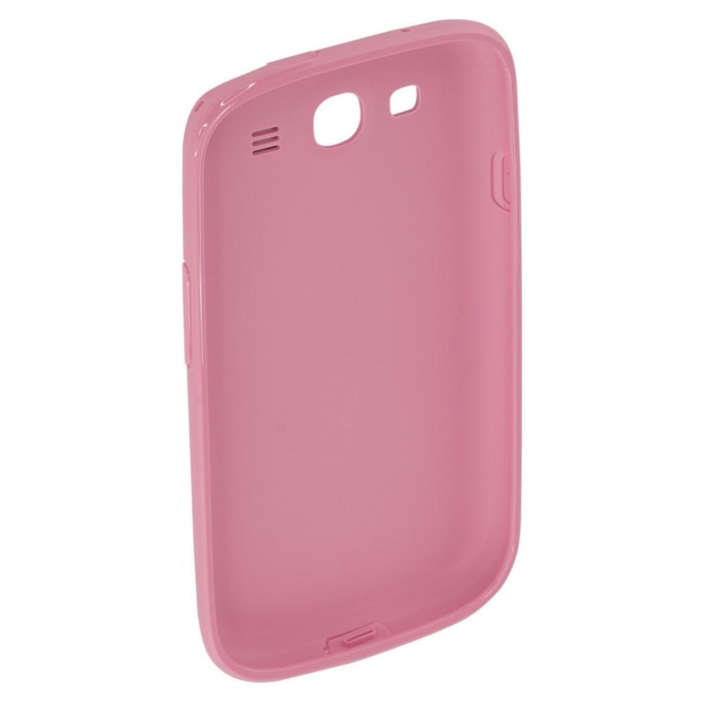 Чехол для моб. телефона Samsung I9300 Galaxy S3/Pink/накладка (EFC-1G6PPECSTD) изображение 2