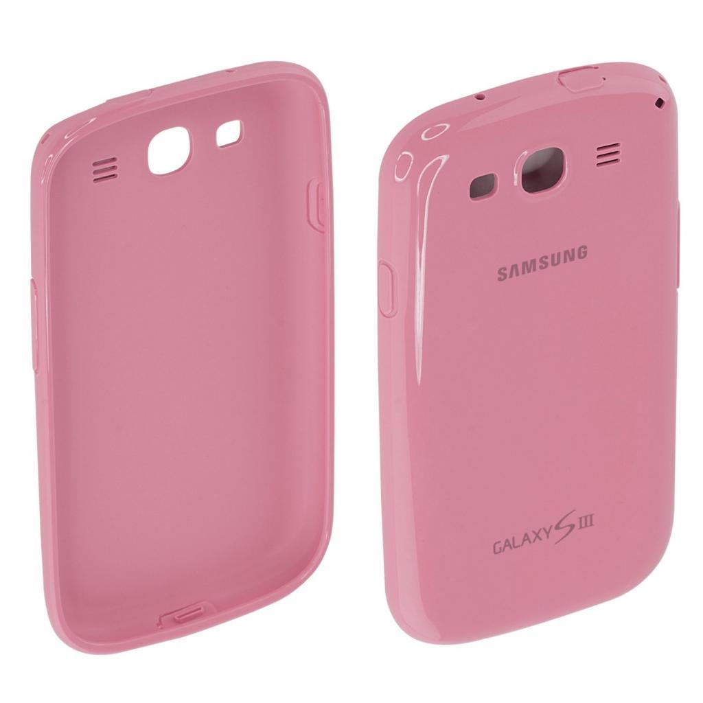 Чехол для моб. телефона Samsung I9300 Galaxy S3/Pink/накладка (EFC-1G6PPECSTD) изображение 6