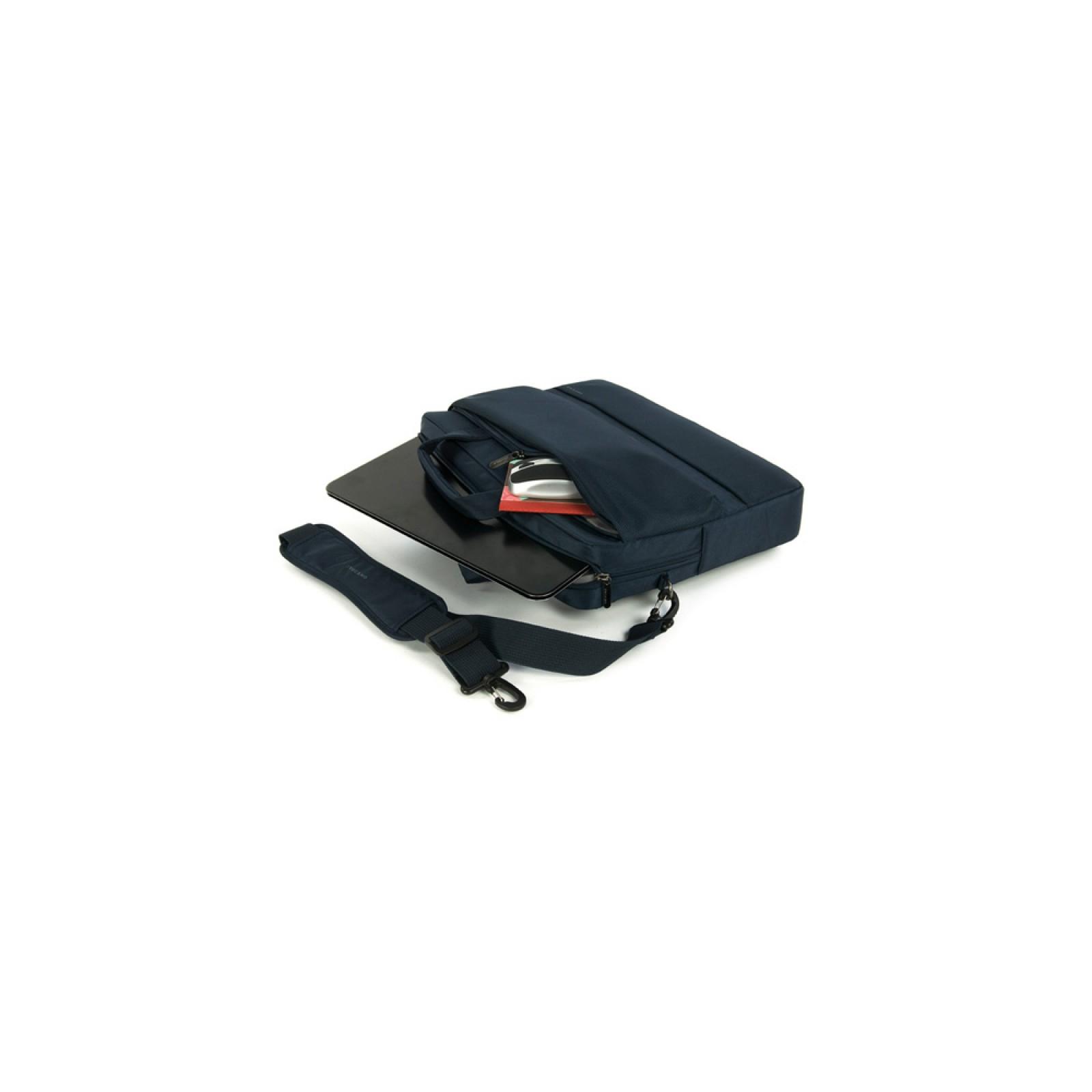 """Сумка для ноутбука Tucano 15"""" Dritta/Blue (BDR15-B) изображение 3"""
