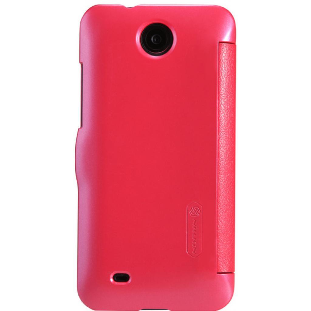 Чехол для моб. телефона NILLKIN для HTC Desire 300 /Fresh/ Leather/Red (6120402) изображение 2