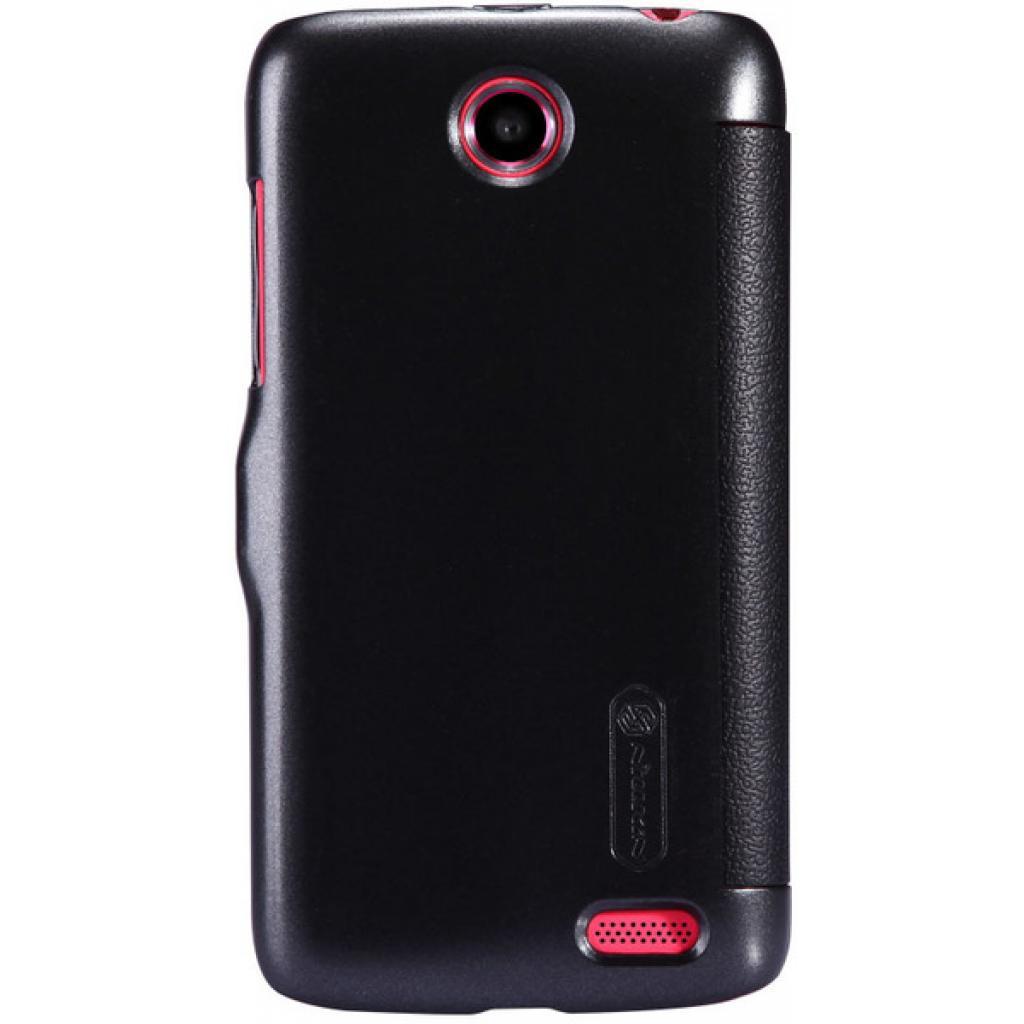 Чехол для моб. телефона NILLKIN для Lenovo A516 /Fresh/ Leather/Black (6116627) изображение 2