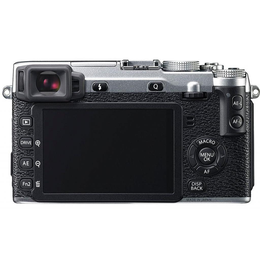 Цифровой фотоаппарат Fujifilm X-E2 Silver body (16404820) изображение 2