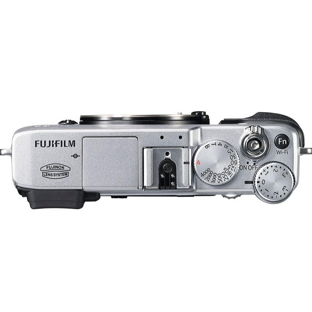 Цифровой фотоаппарат Fujifilm X-E2 Silver body (16404820) изображение 3