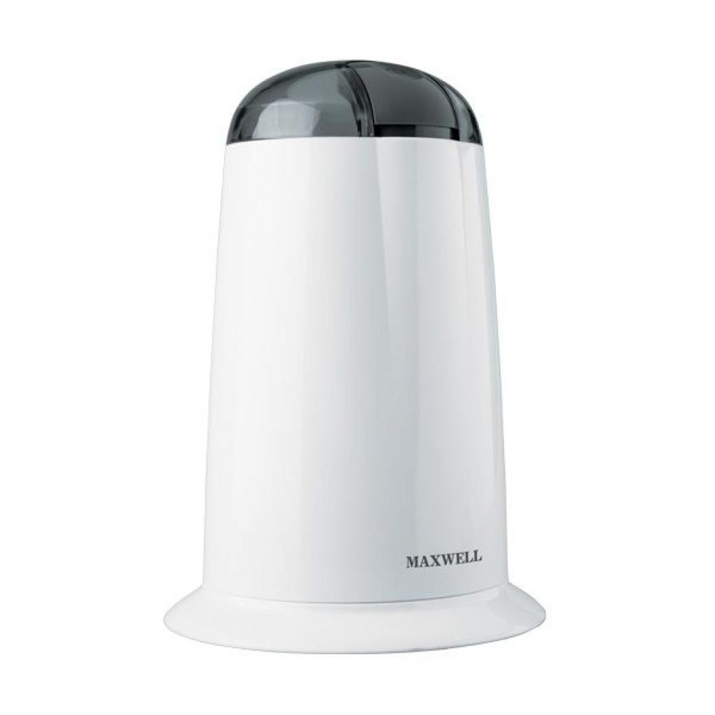 Кофемолка MAXWELL MW-1701 White