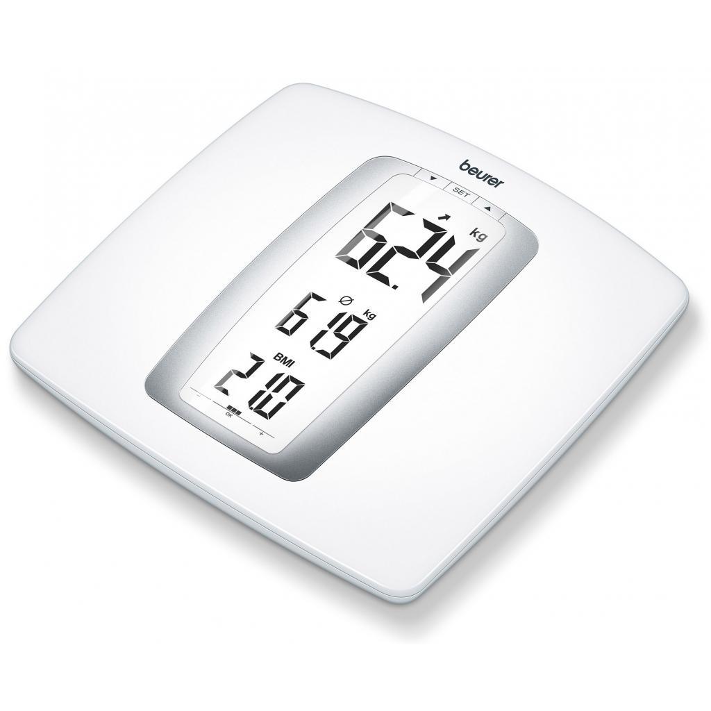 Весы напольные BEURER PS 45 BMI (4211125/753.20/7)