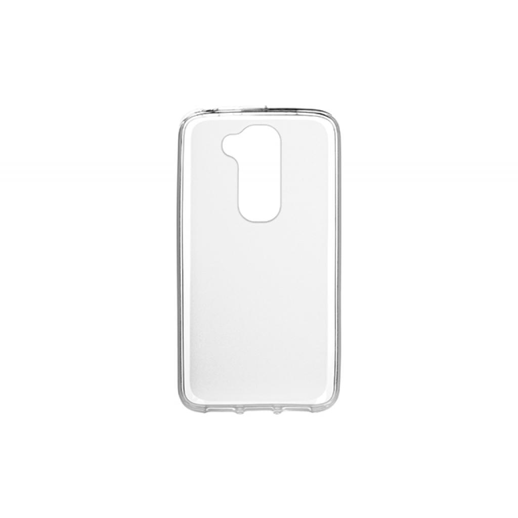 Чехол для моб. телефона для LG Optimus G2 mini (White Clear) Elastic PU Drobak (211574) изображение 2