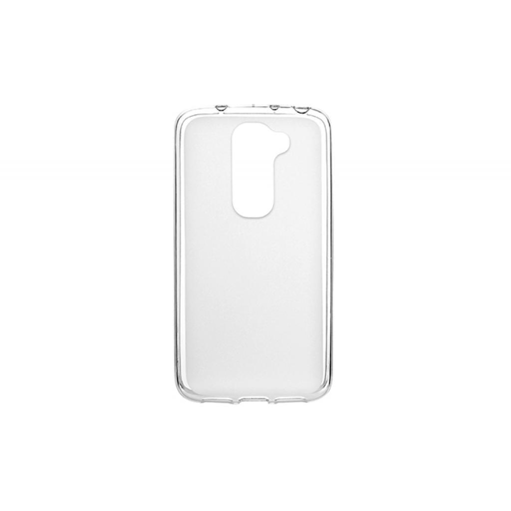 Чехол для моб. телефона для LG Optimus G2 mini (White Clear) Elastic PU Drobak (211574)