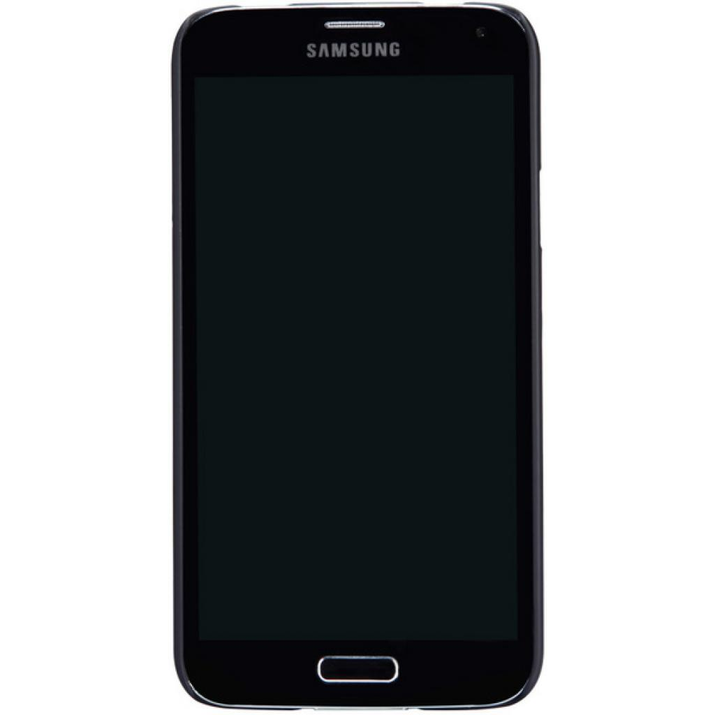 Чехол для моб. телефона NILLKIN для Samsung G900/S-5/Super Frosted Shield/Black (6135227) изображение 5