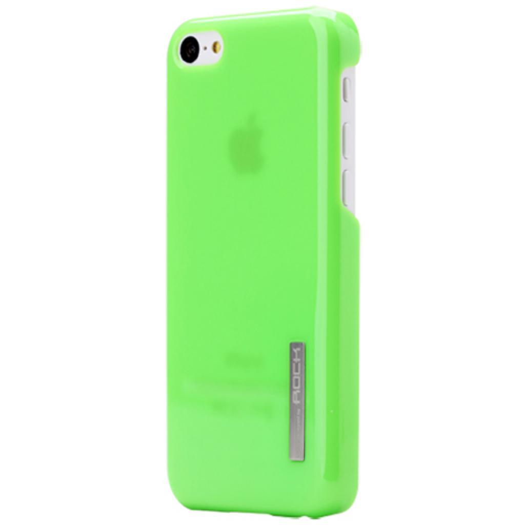 Чехол для моб. телефона Rock iPhone 5C Ethereal shell serie green (iPhone 5C-51953) изображение 2