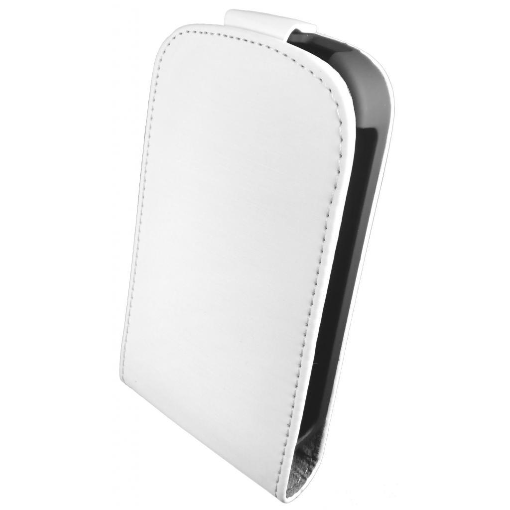 Чехол для моб. телефона GLOBAL для Samsung S6810 Galaxy Fame (белый) (1283126448324) изображение 2