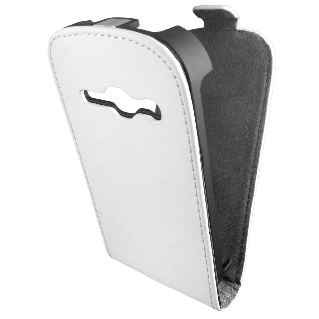 Чехол для моб. телефона GLOBAL для Samsung S6810 Galaxy Fame (белый) (1283126448324)